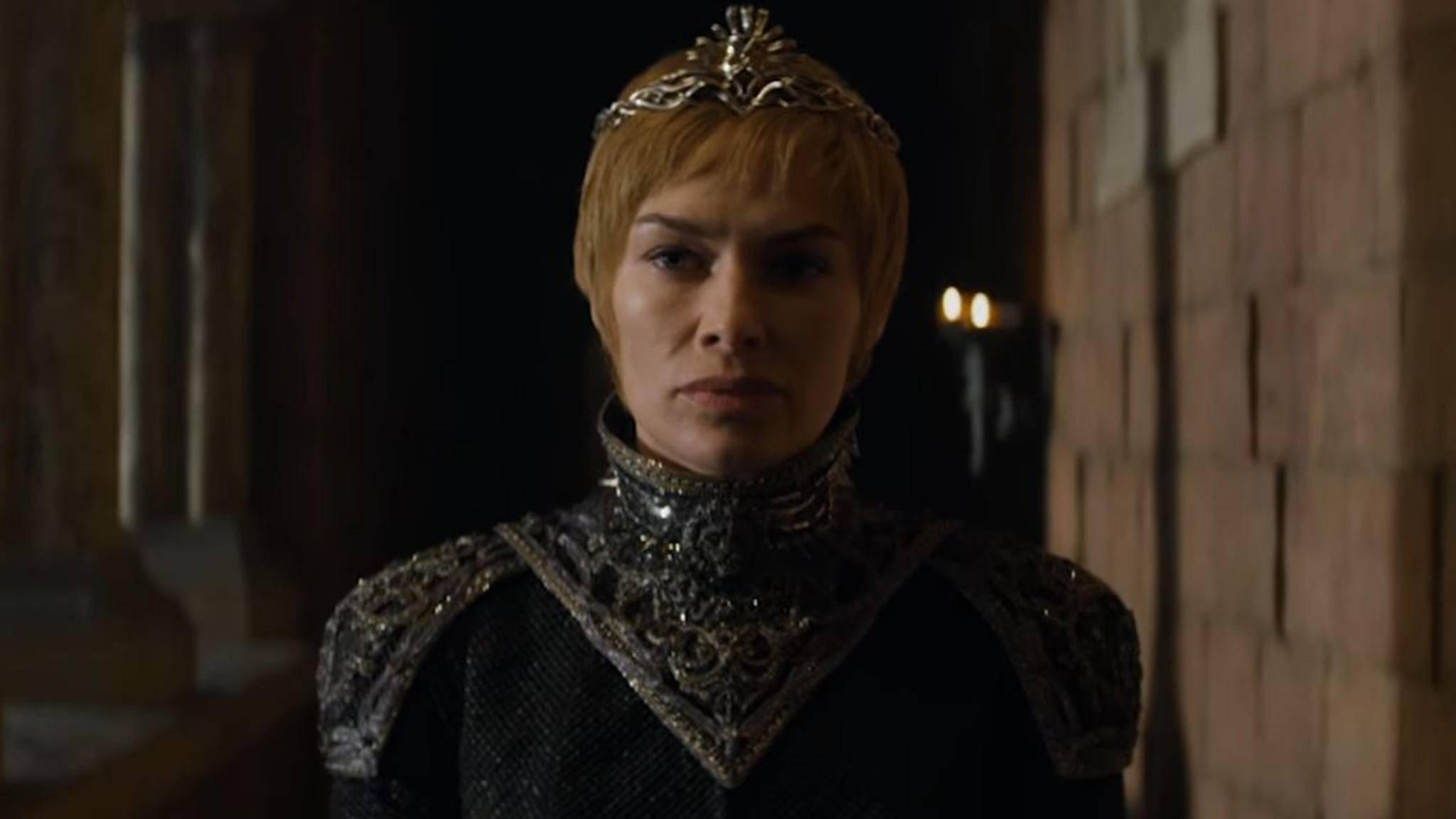 Um als Königin den Eisernen Thron zu beherrschen, geht Cersei Lannister über Leichen.
