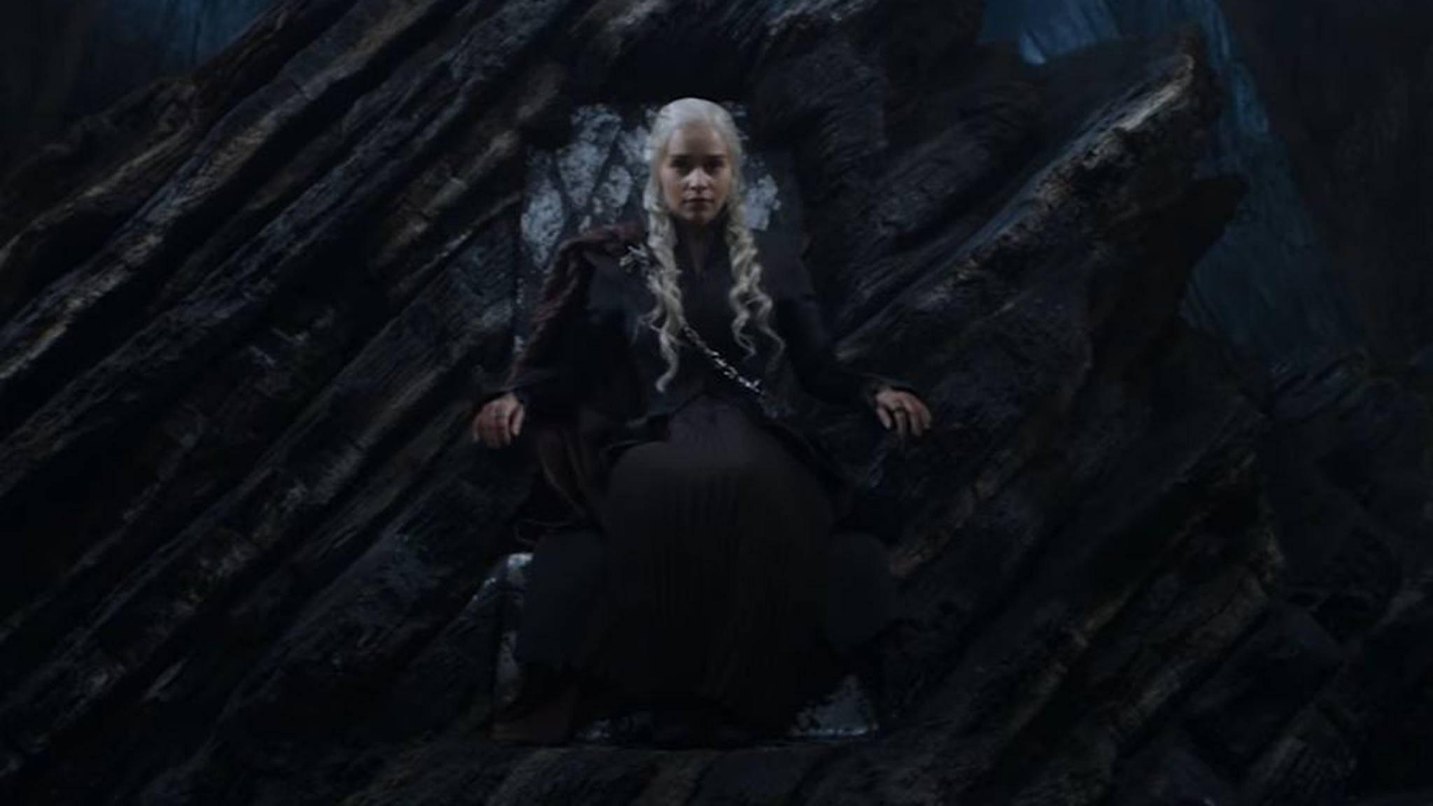 Befindet sich Daenerys Targaryen hier tatsächlich in Drachenstein?