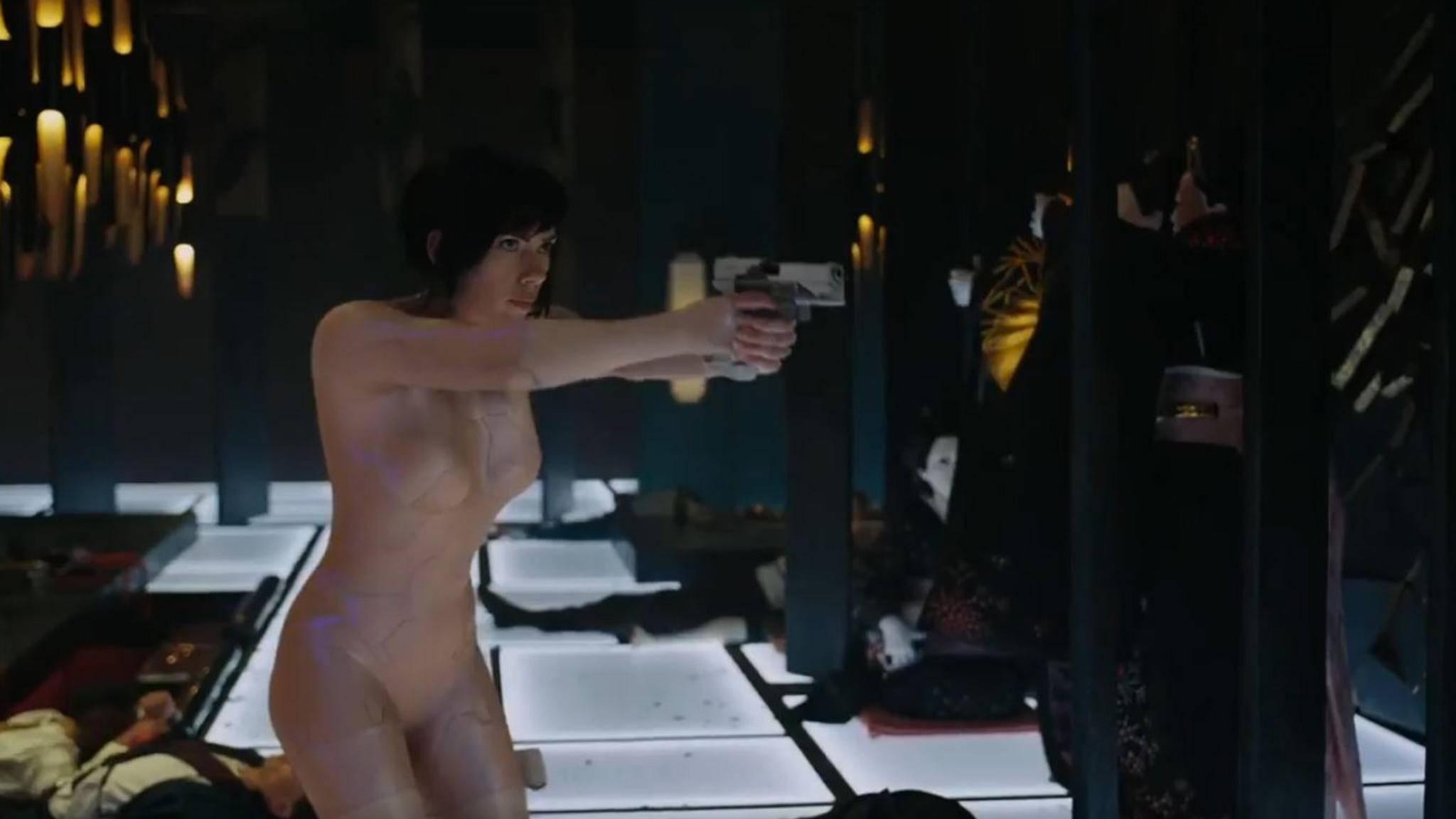 Der beinahe fünfminütige Trailer mit Scarlett Johansson sorgt für hohe Erwartungen.