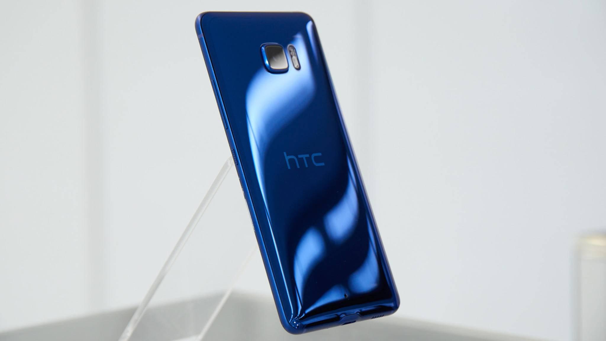 Statt des HTC 11 gibt es nun eine weitere Variante des HTC U Ultra.