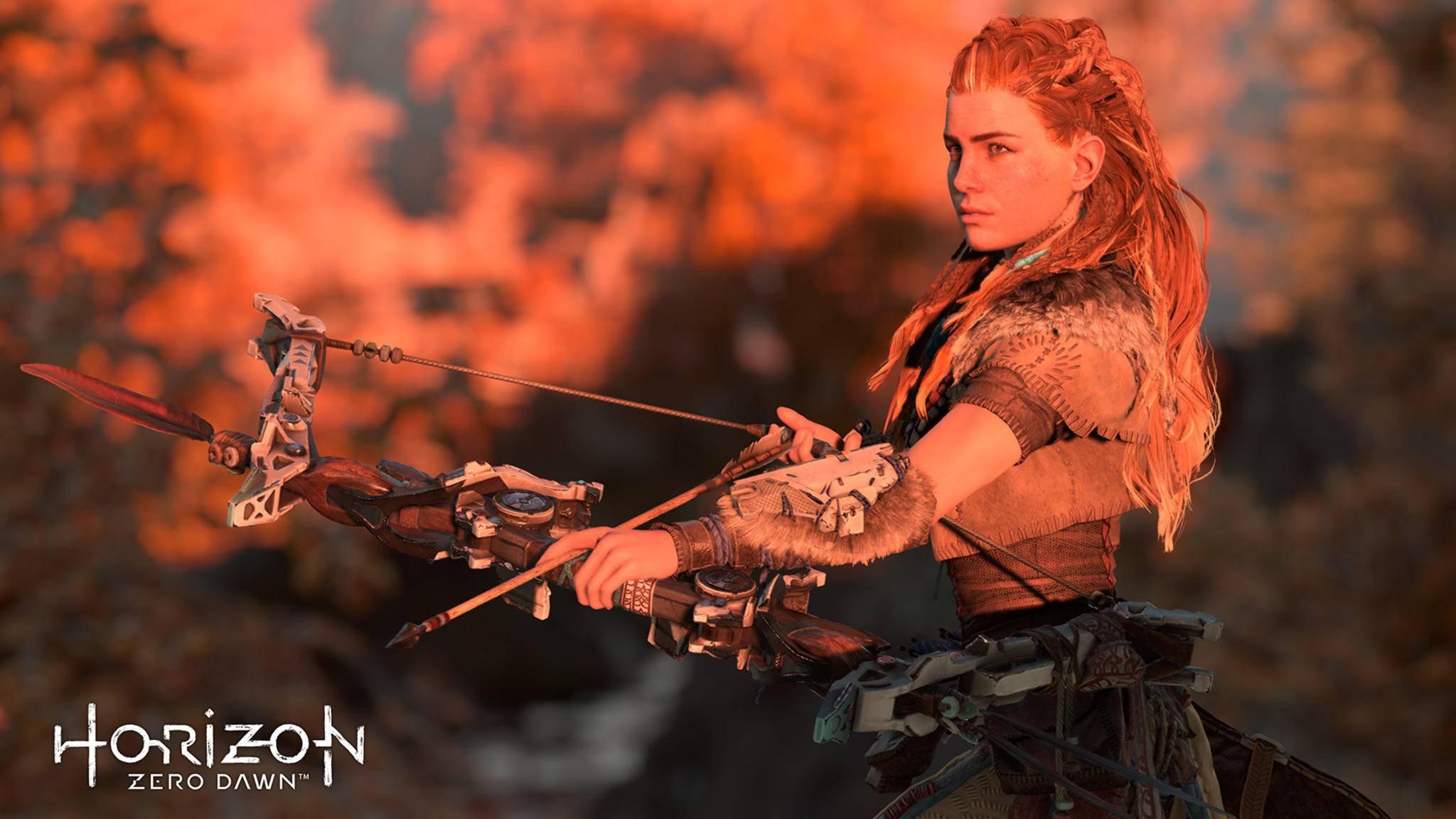 """""""Horizon Zero Dawn"""" ist ein heißer Kandidat für einen PlayStation-Award."""