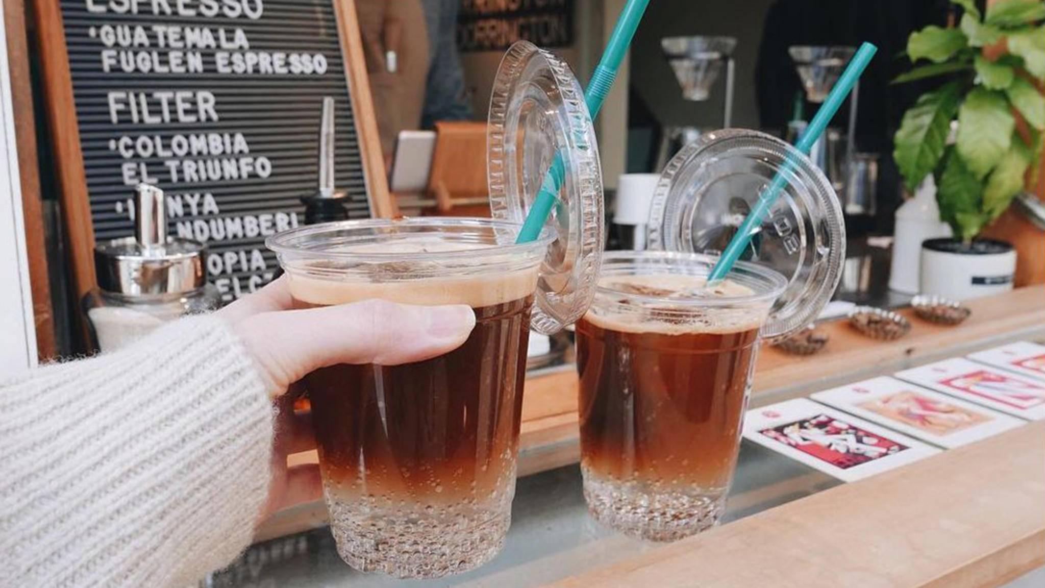"""""""Zwei Espresso Tonic bitte!"""", könnte bald in Cafés weltweit zu hören sein."""