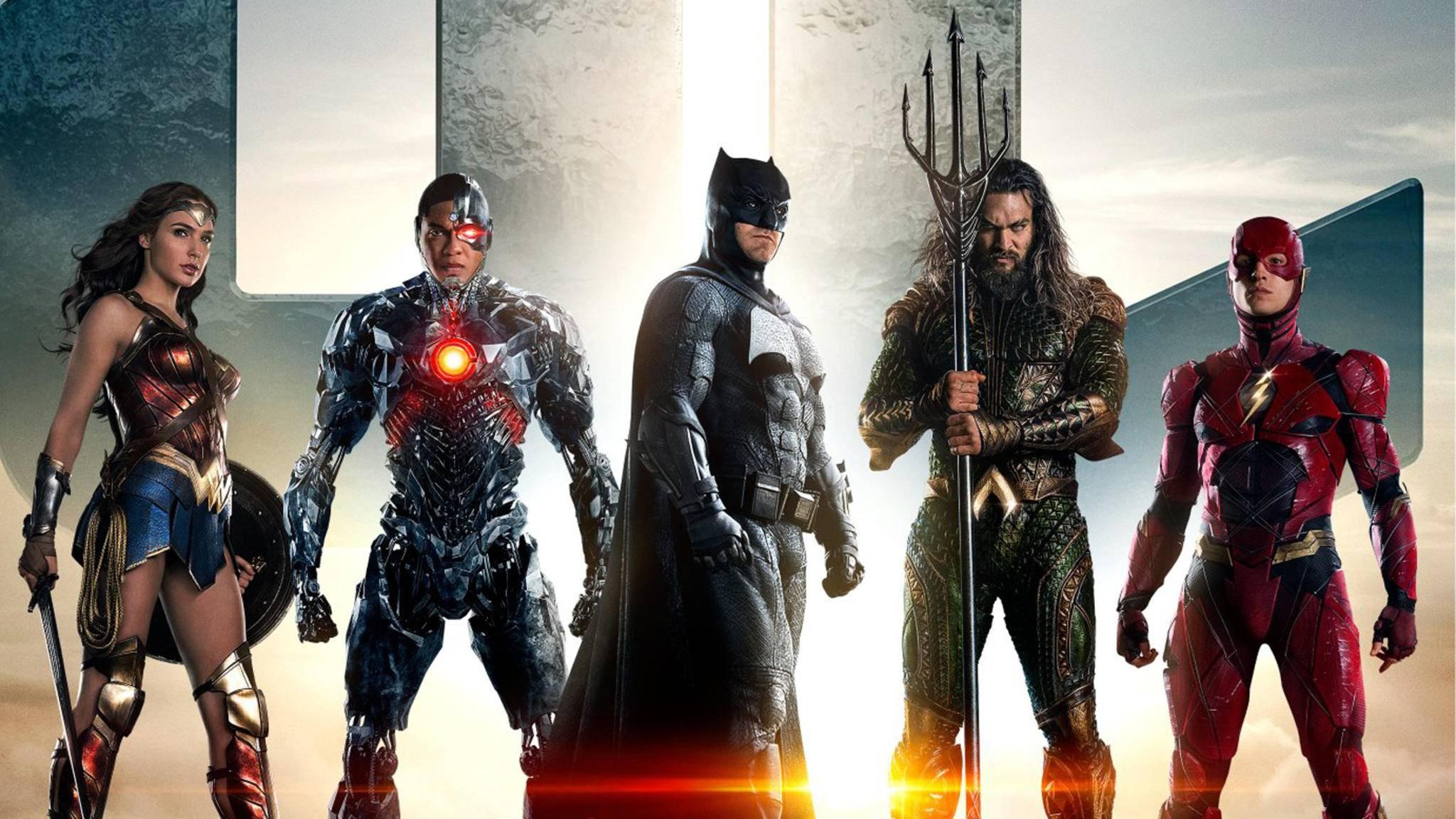 Zack Snyder lässt die Justice League noch einmal antreten – auf seine Art.