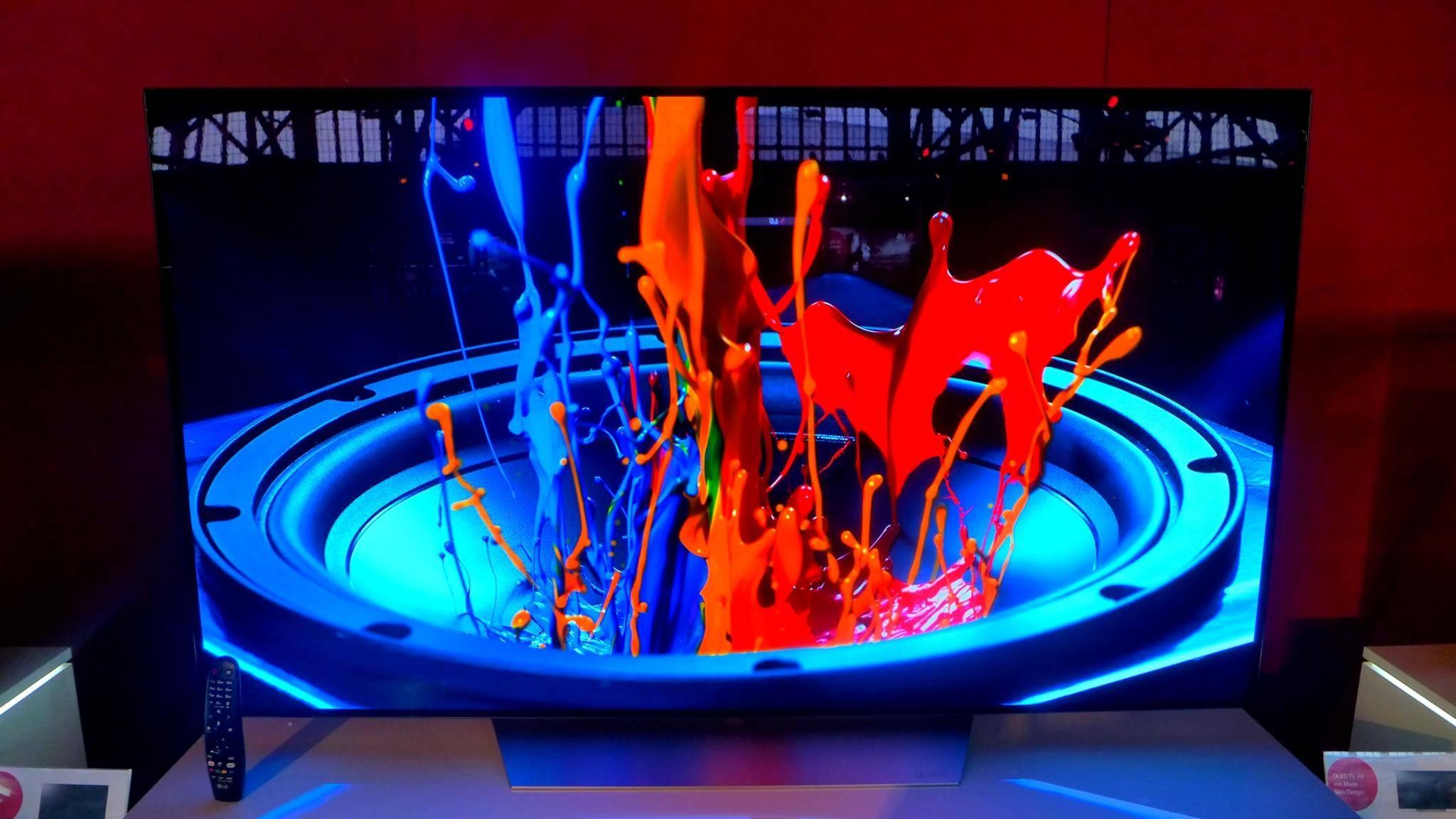 Dank umfassender HDR-Unterstützung sollen die neuen LG-TVs zukunftssicher sein.