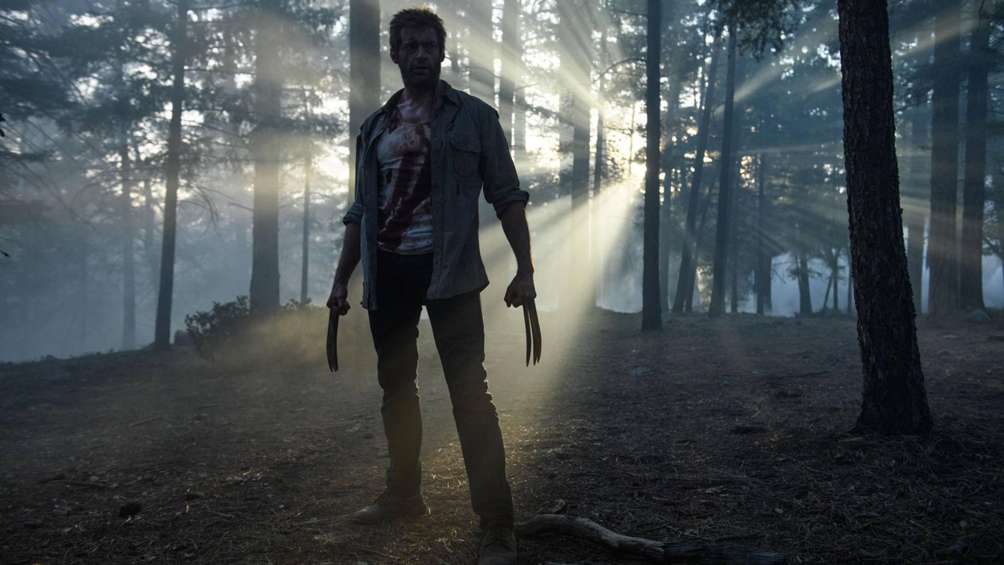 """""""Logan"""" startete mit großem Erfolg an den Kinokassen."""