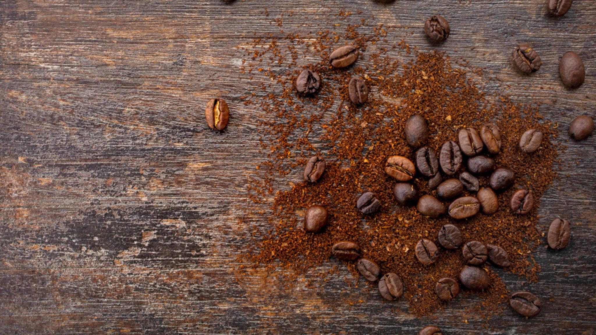 Mahlgrad Kaffee
