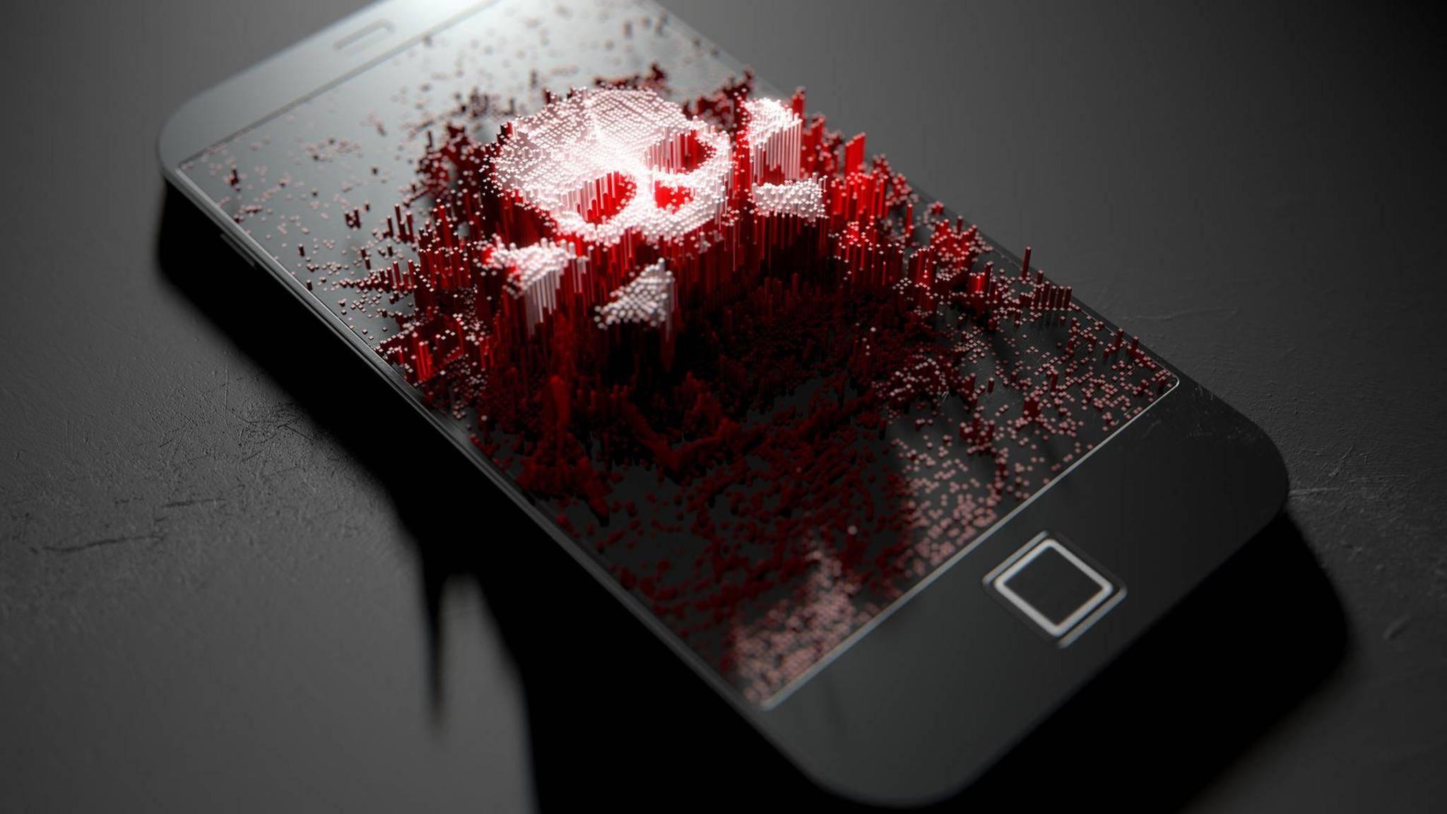 Malware Virus Smartphone