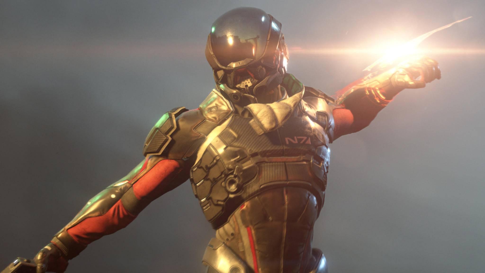 """""""Mass Effect: Andromeda"""": Der Mehrspieler-Modus hat wieder eine Verbindung zur Kampagne."""