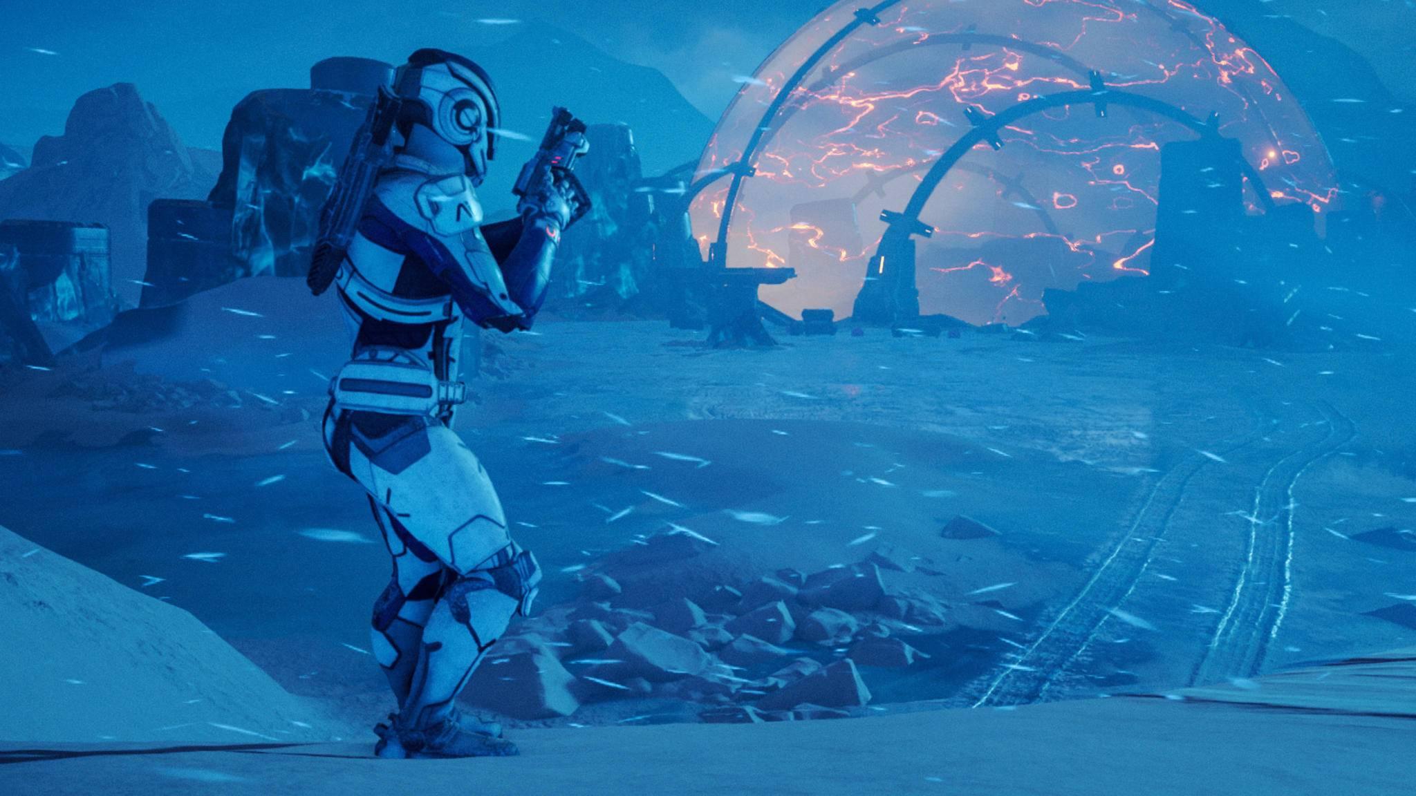 "In ""Mass Effect: Andromeda"" sind viele Easter Eggs versteckt."