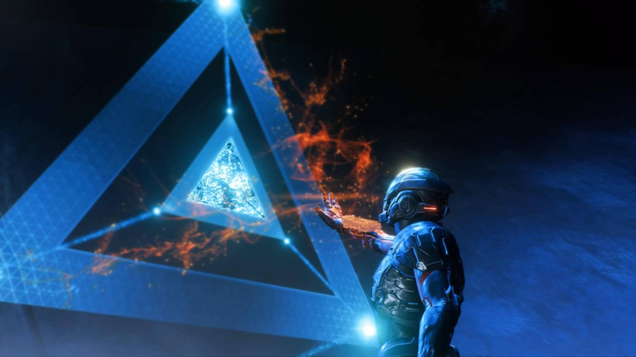 """""""Mass Effect: Andromeda"""": Charakterdaten können importiert werden."""