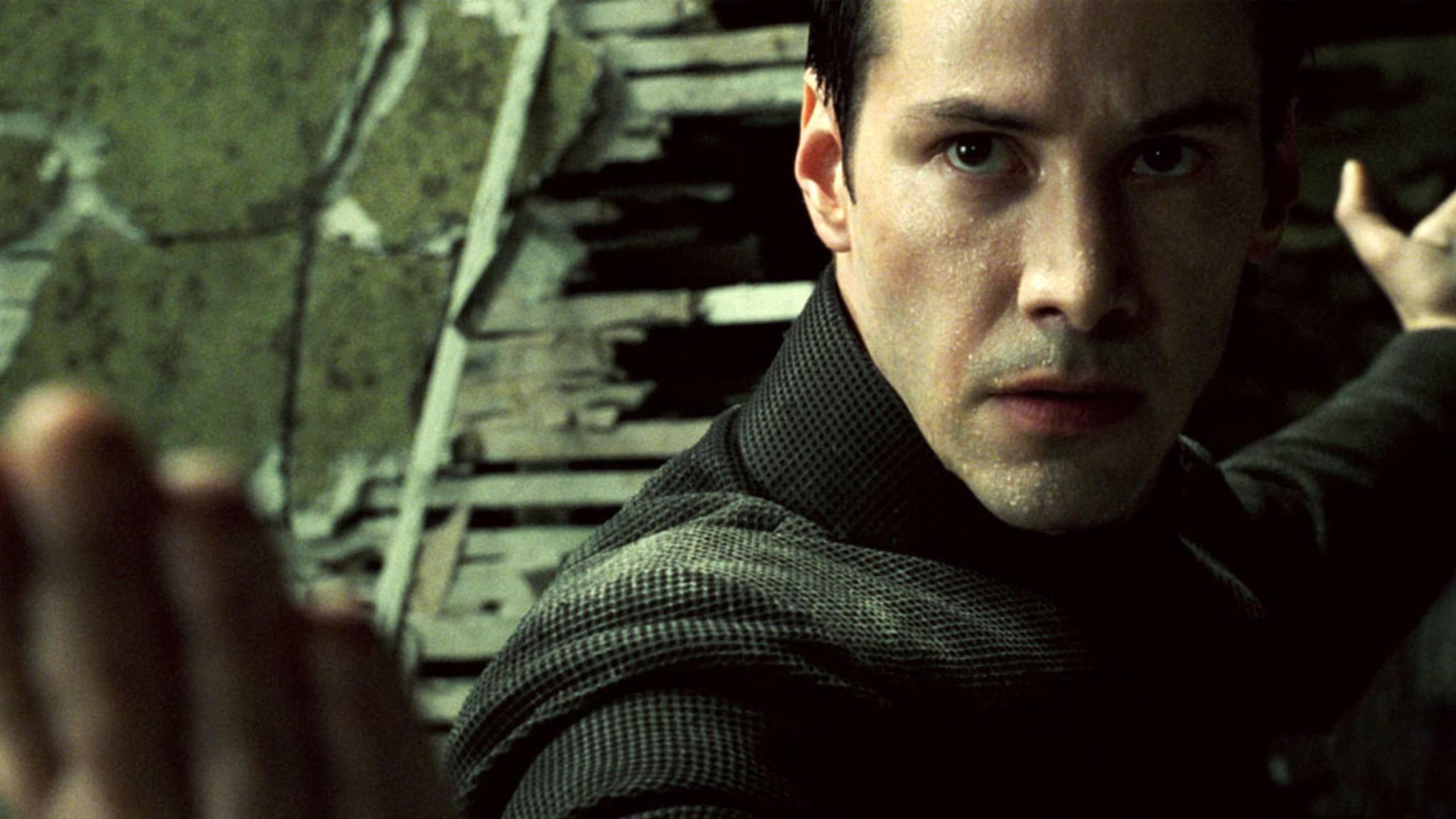 """Nicht nur Neos Kräfte in """"Matrix"""" sind mehr als ungewöhnlich."""