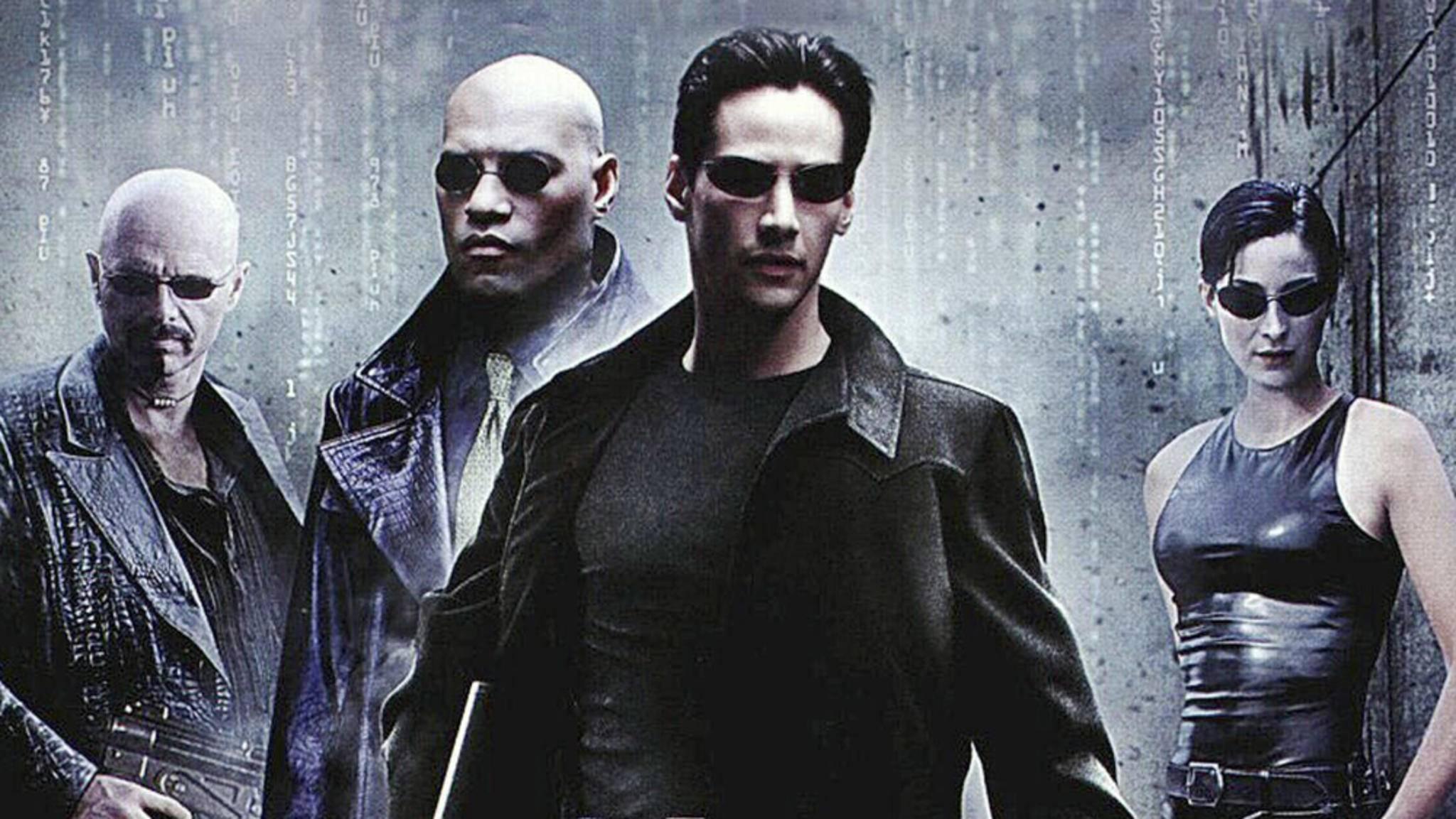 """Ob der ursprüngliche Cast am kommenden """"Matrix""""-Reboot beteiligt wäre, ist bisher völlig offen."""