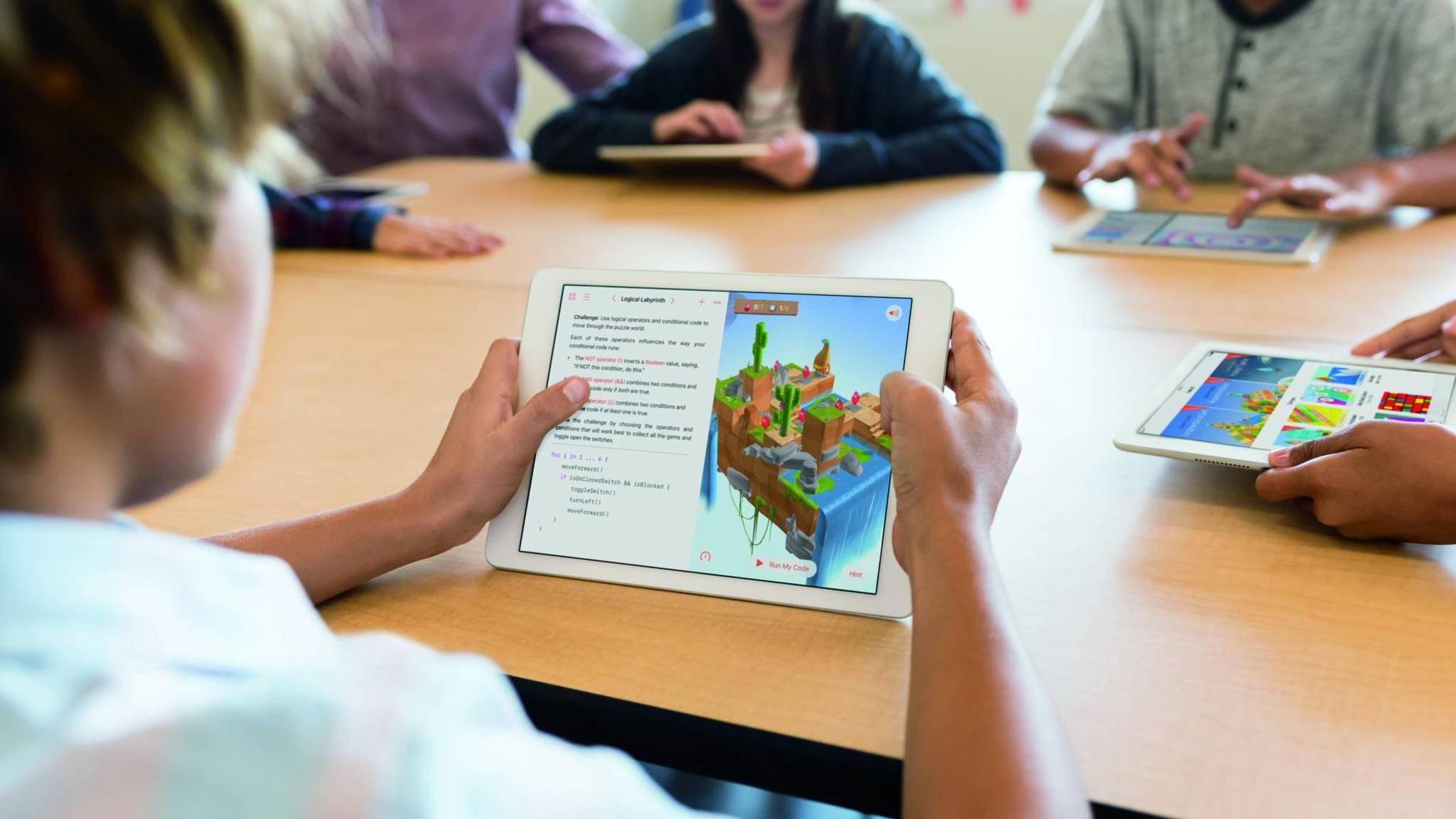 Du kannst Dir das Surfen auf dem iPad vor dem Kauf auf dem PC ansehen.