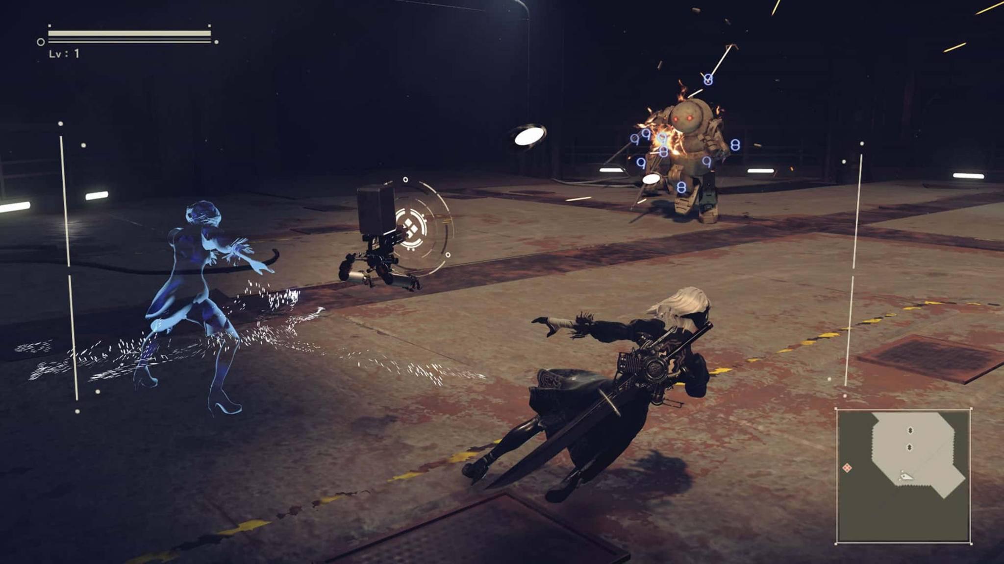 Das Kampfsystem verspricht viel Action.