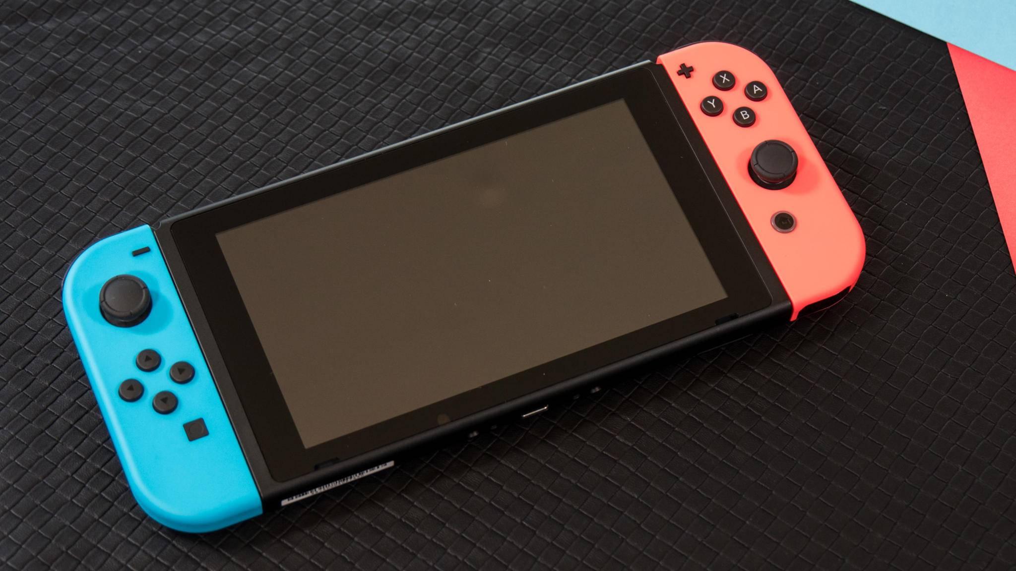 Die Switch-Familie bekommt offenbar bald Zuwachs.