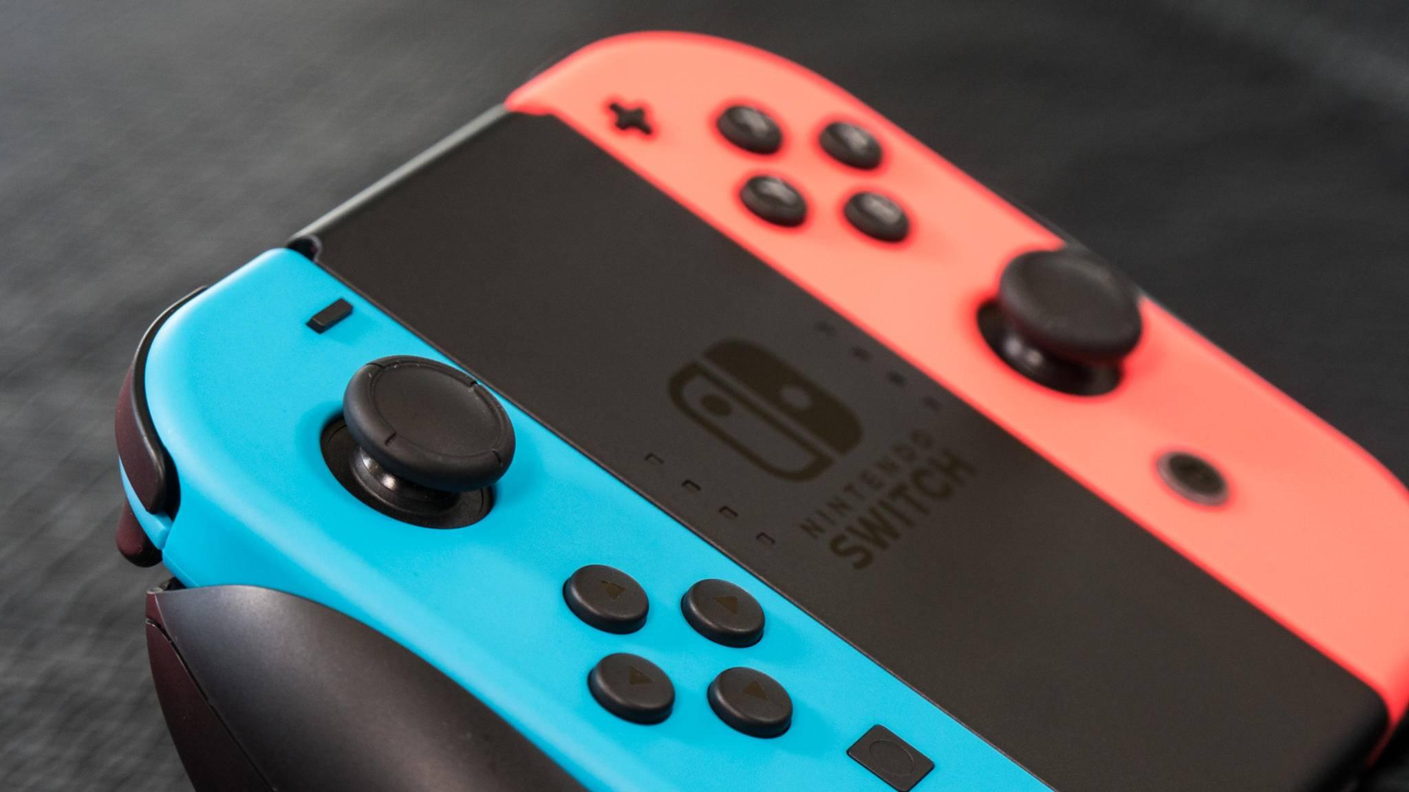Bei Spiele-Einkäufen für die Nintendo Switch gibt's jetzt Geld zurück.
