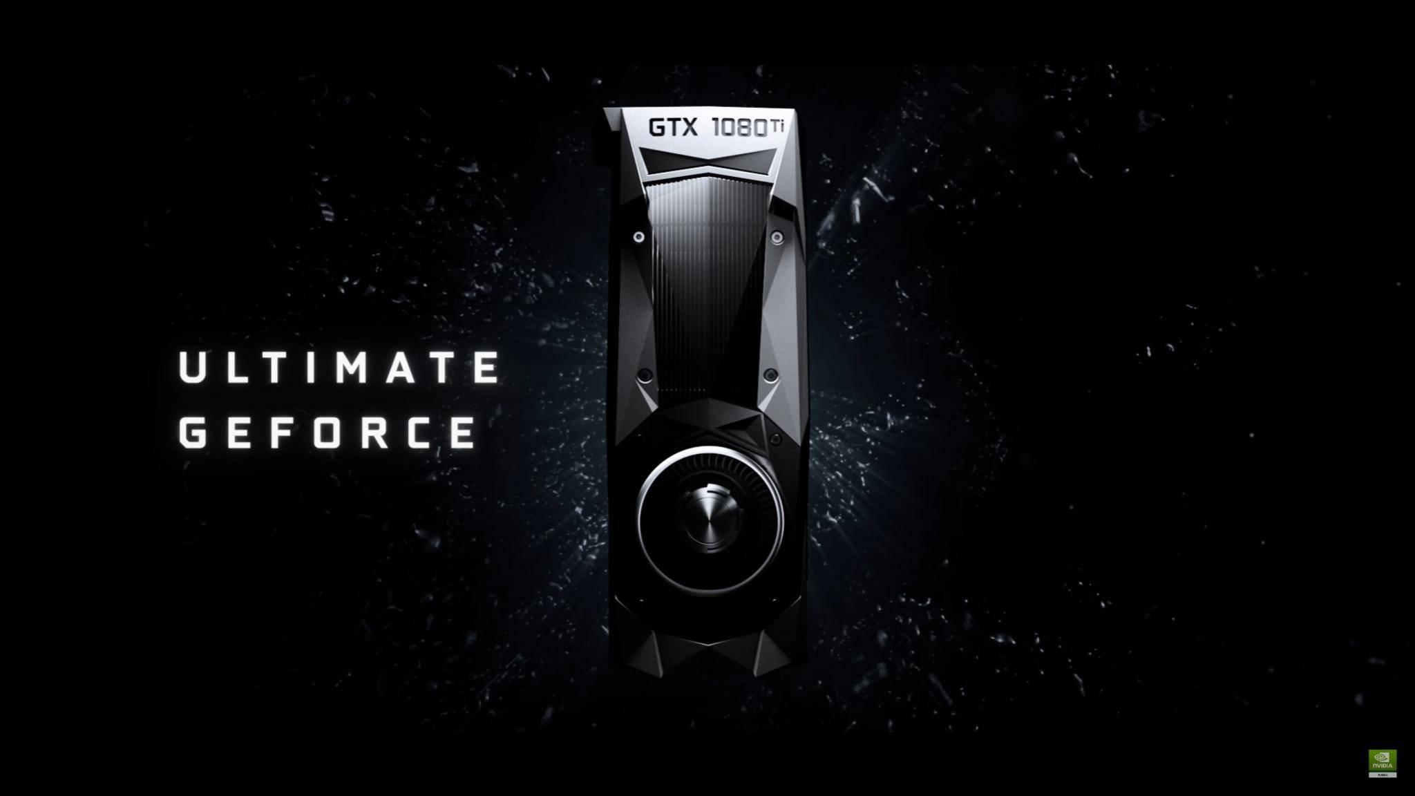 Die Nvidia GTX 1080 Ti ist schneller und günstiger als die Titan X.