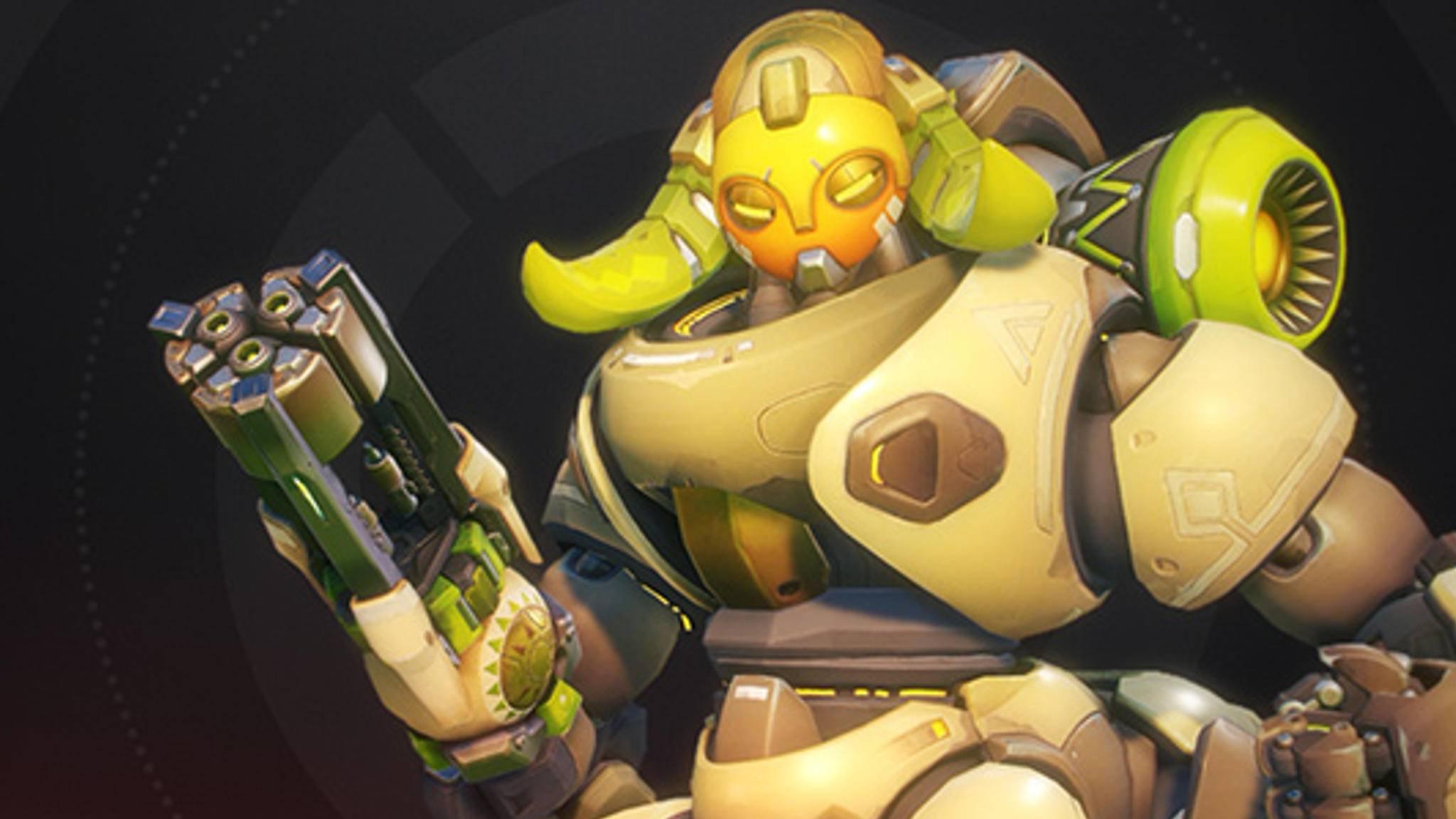 """Der neue Tank in """"Overwatch"""" heißt Orisa."""
