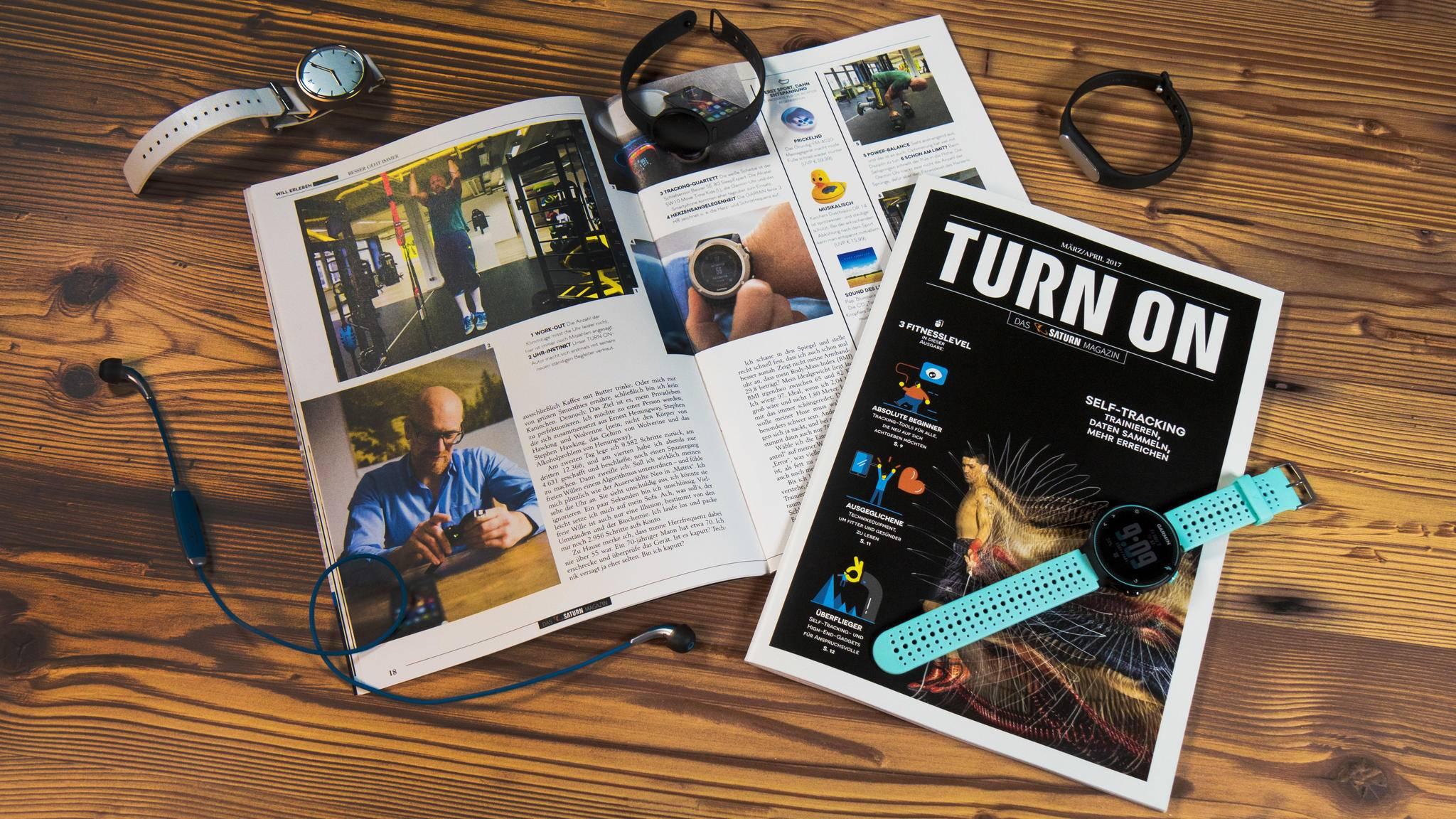 Die neue Ausgabe des TURN ON Magazins ist da!