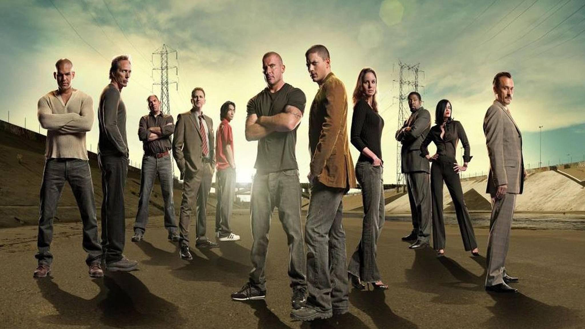 """In Staffel 5 von """"Prison Break"""" ging es noch mal ordentlich hoch her."""
