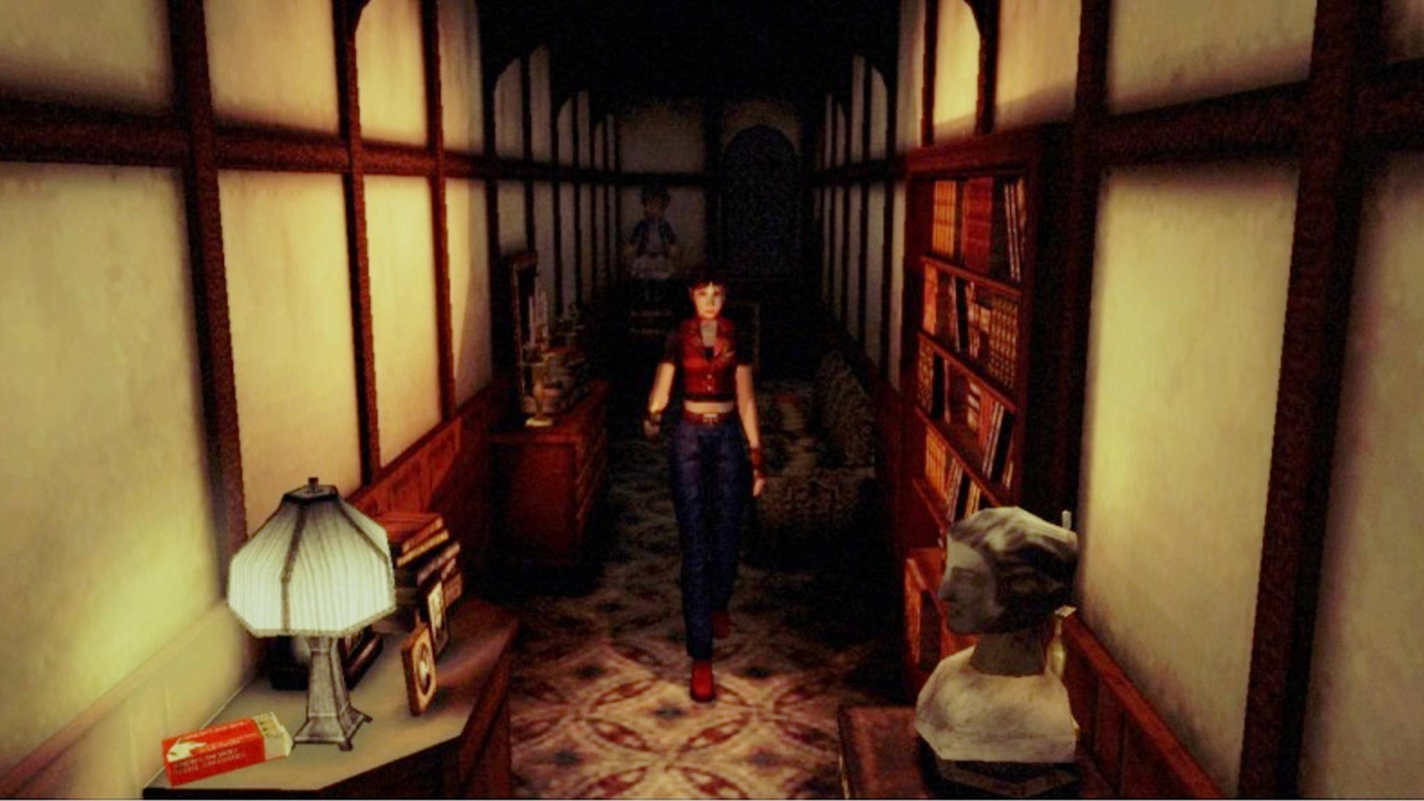 """PS4-Release: Kehrt """"Resident Evil Code: Veronica"""" zurück?"""