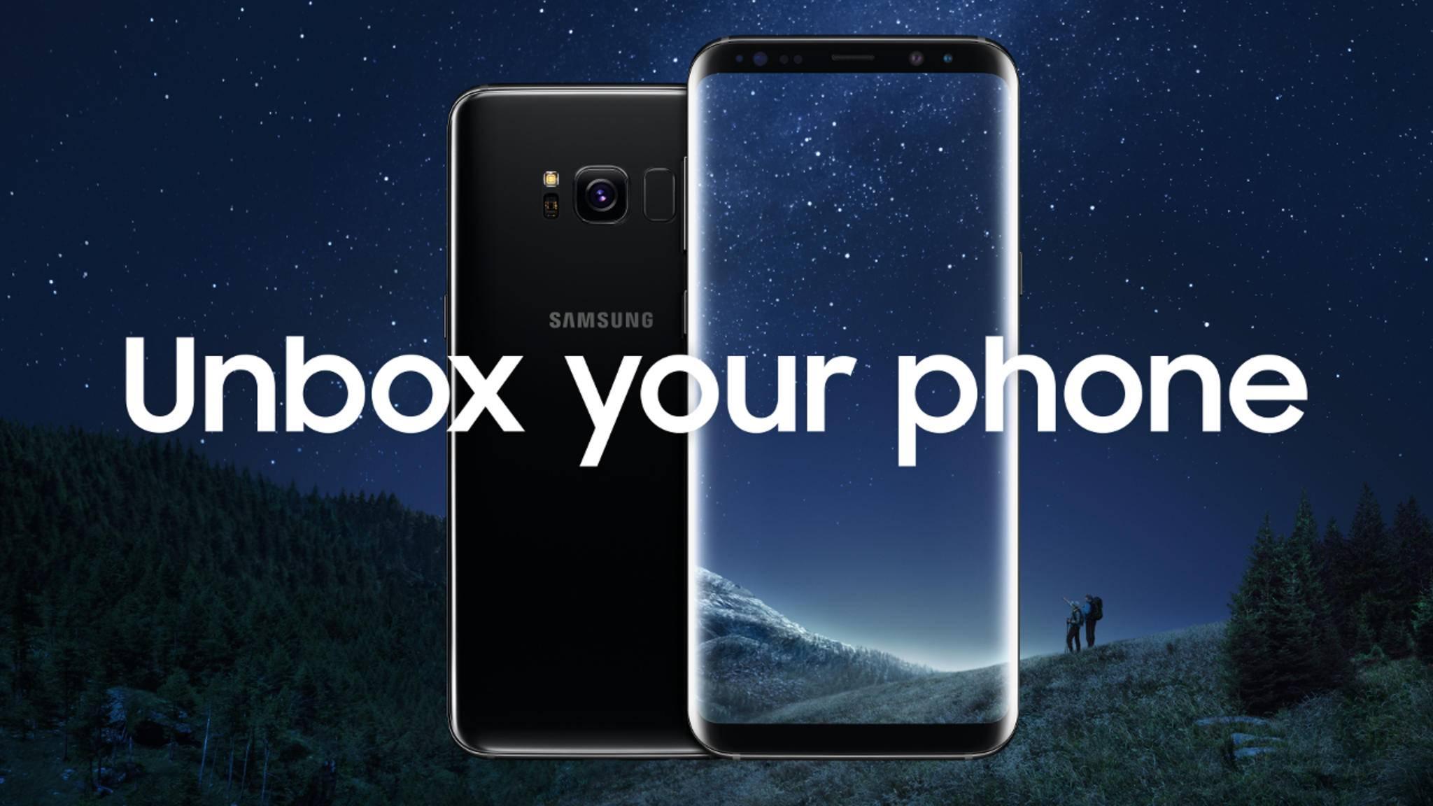 Mit ein paar Features wäre das Galaxy S8 noch besser geworden.