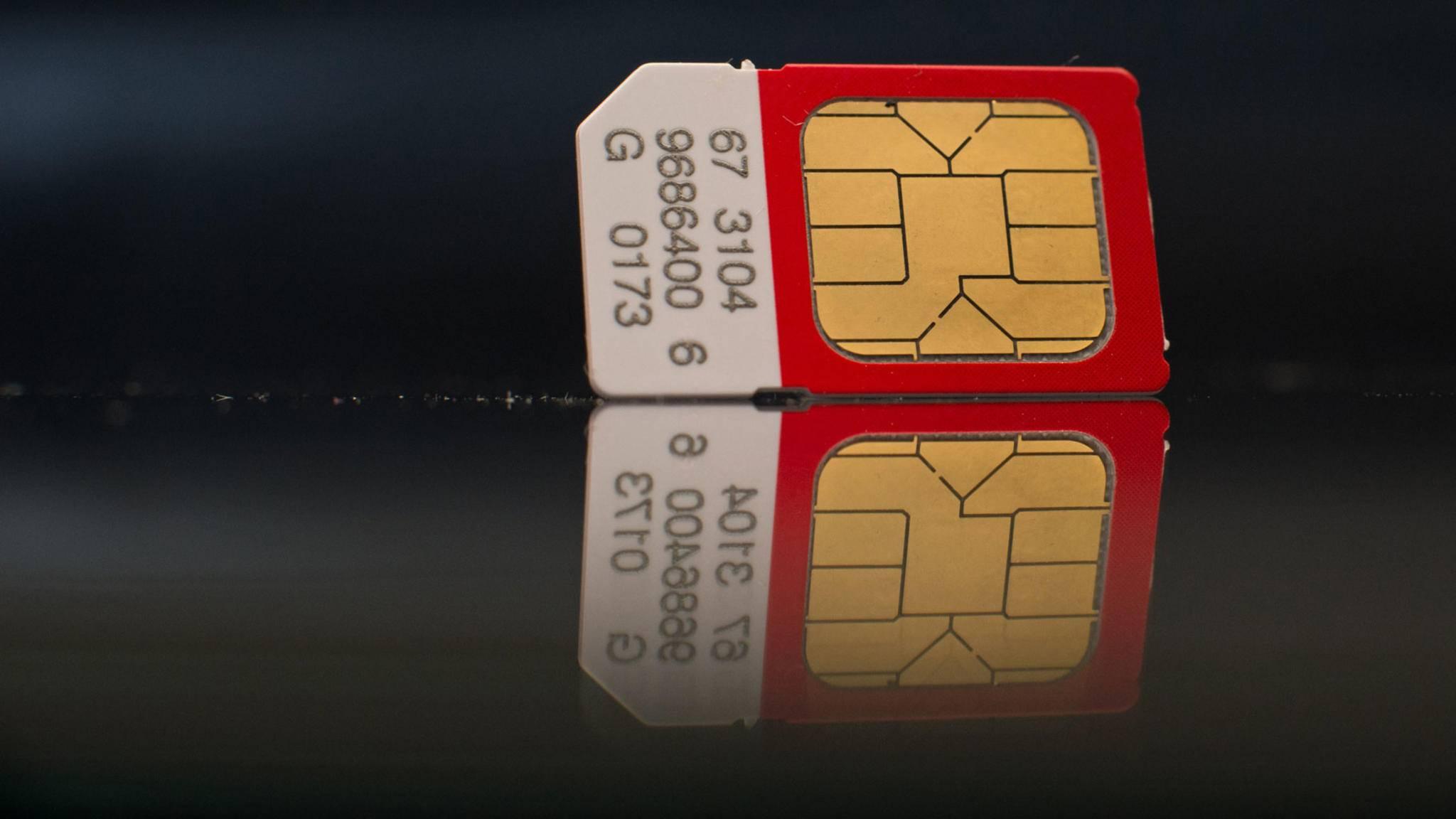 Wir verraten, was Du tun kannst, wenn die SIM-Karte in Deinem iPhone nicht funktioniert.