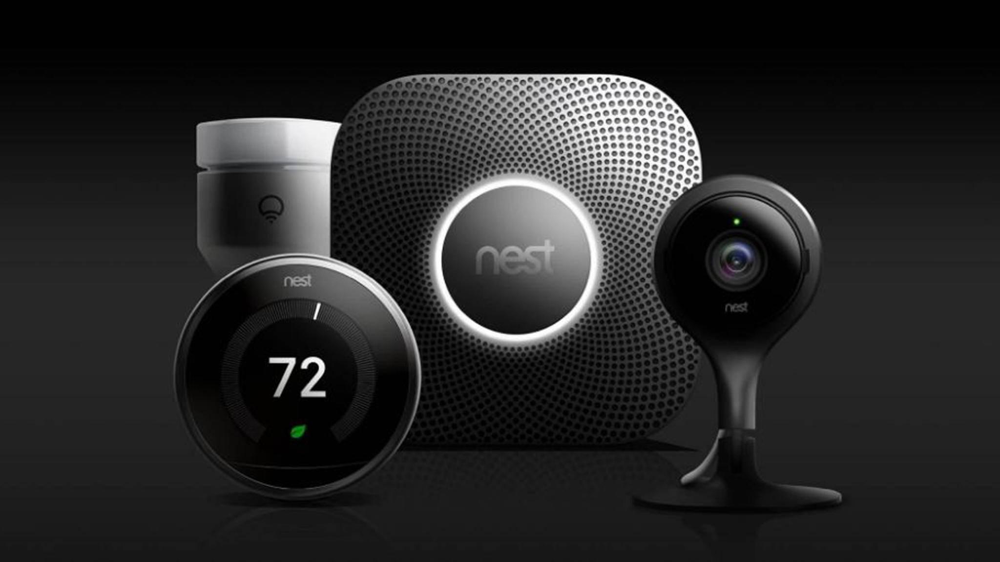 Nest könnte schon bald verschiedene neue Produkte fürs Smart Home auf den Markt bringen.