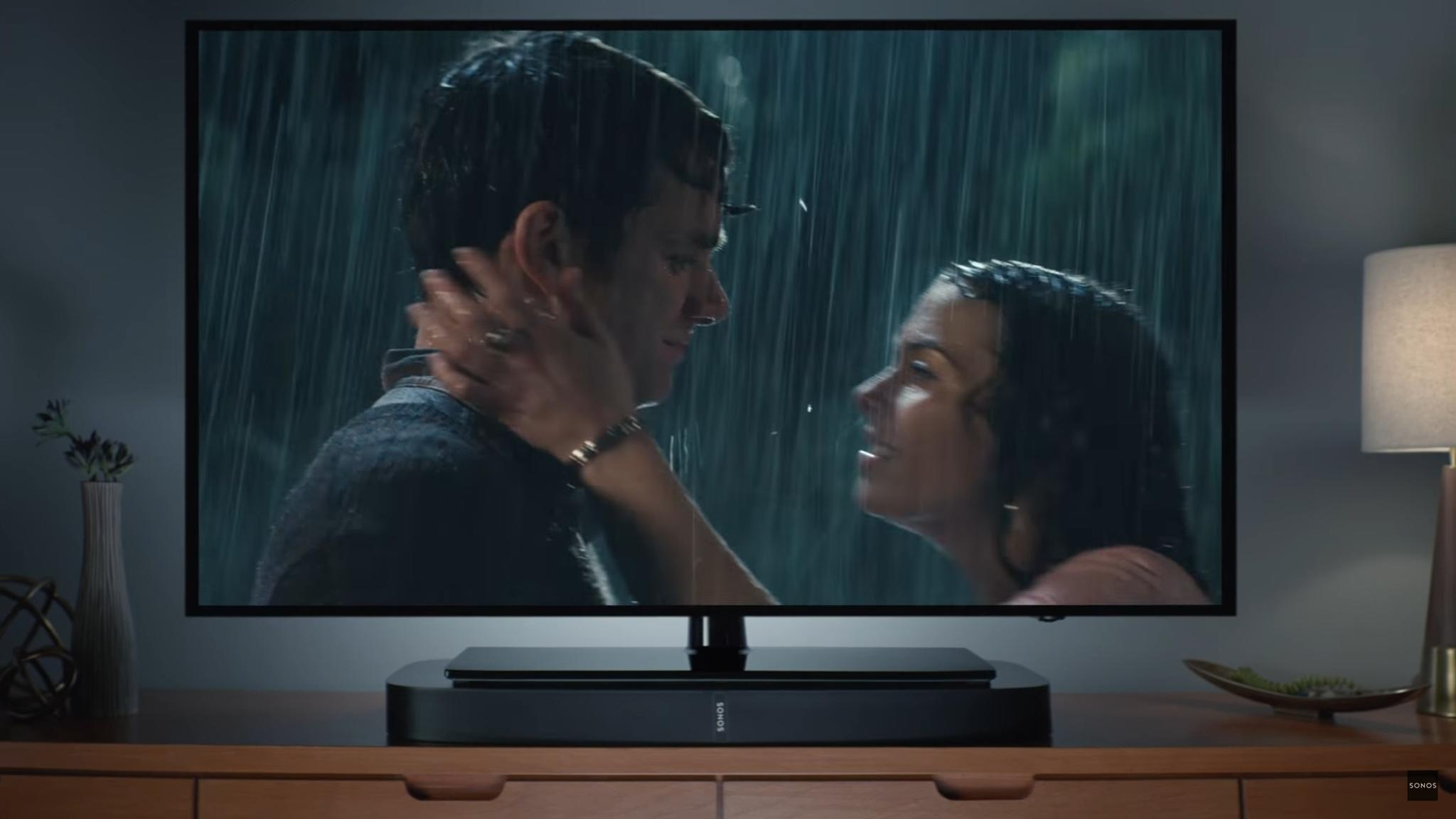 Soundbars werden am einfachsten per HDMI mit dem Fernseher verbunden.