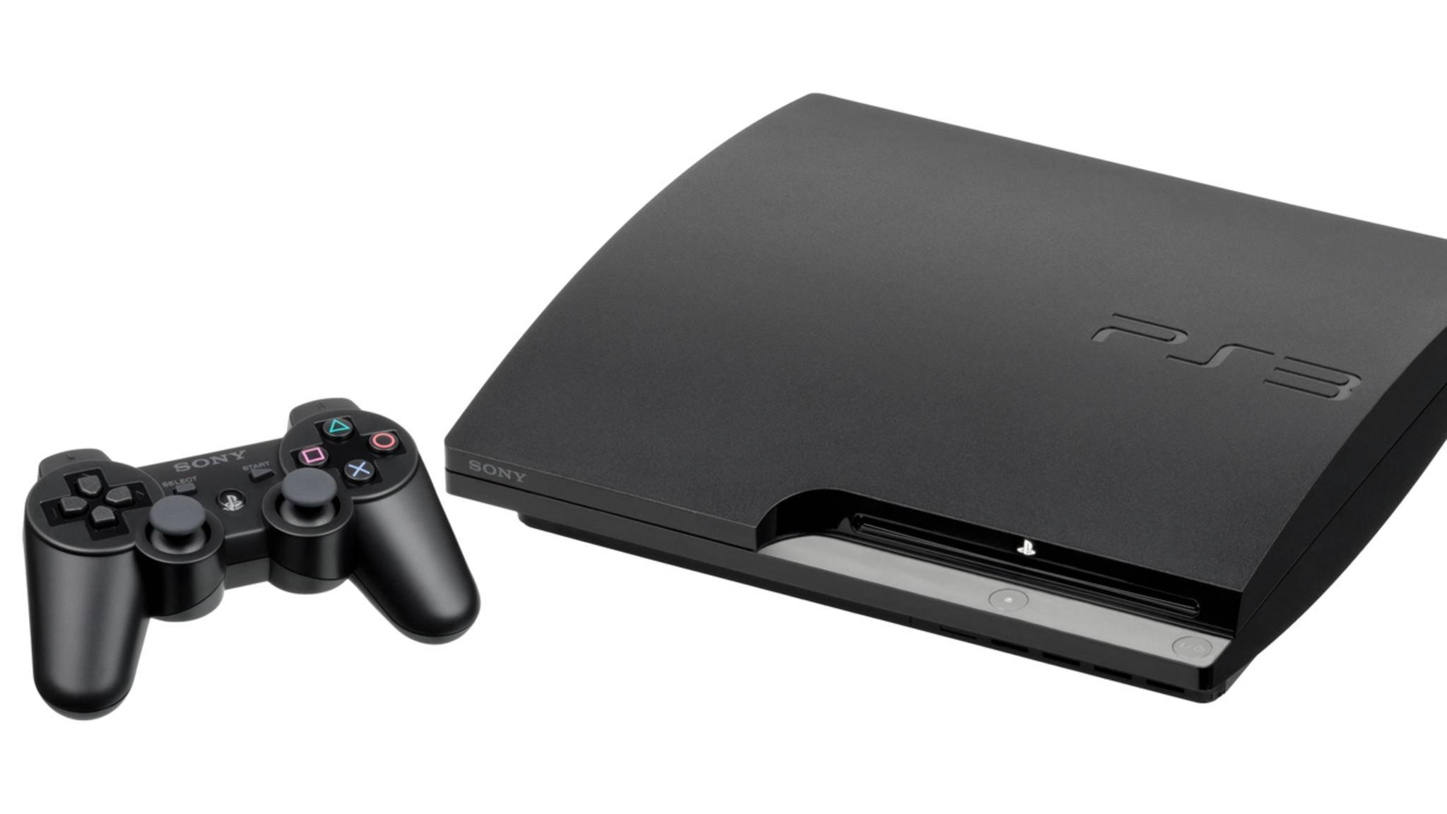 Mach's gut, PS3! Sony verabschiedet seine Last-Gen-Konsole in den Ruhestand