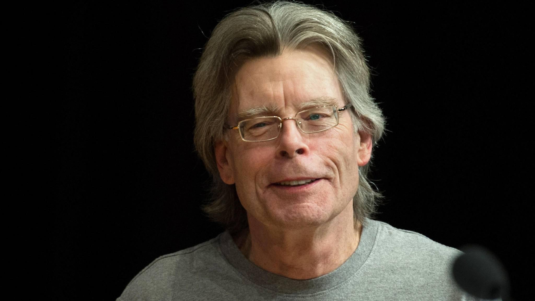 """Kultautor Stephen King gibt dem filmischen """"ES""""-Remake seinen Segen."""