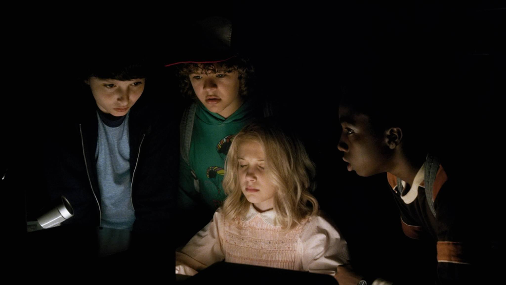 """In der zweiten """"Stranger Things""""-Staffel bekommen wir offenbar mehr von der Unterwelt zu sehen."""