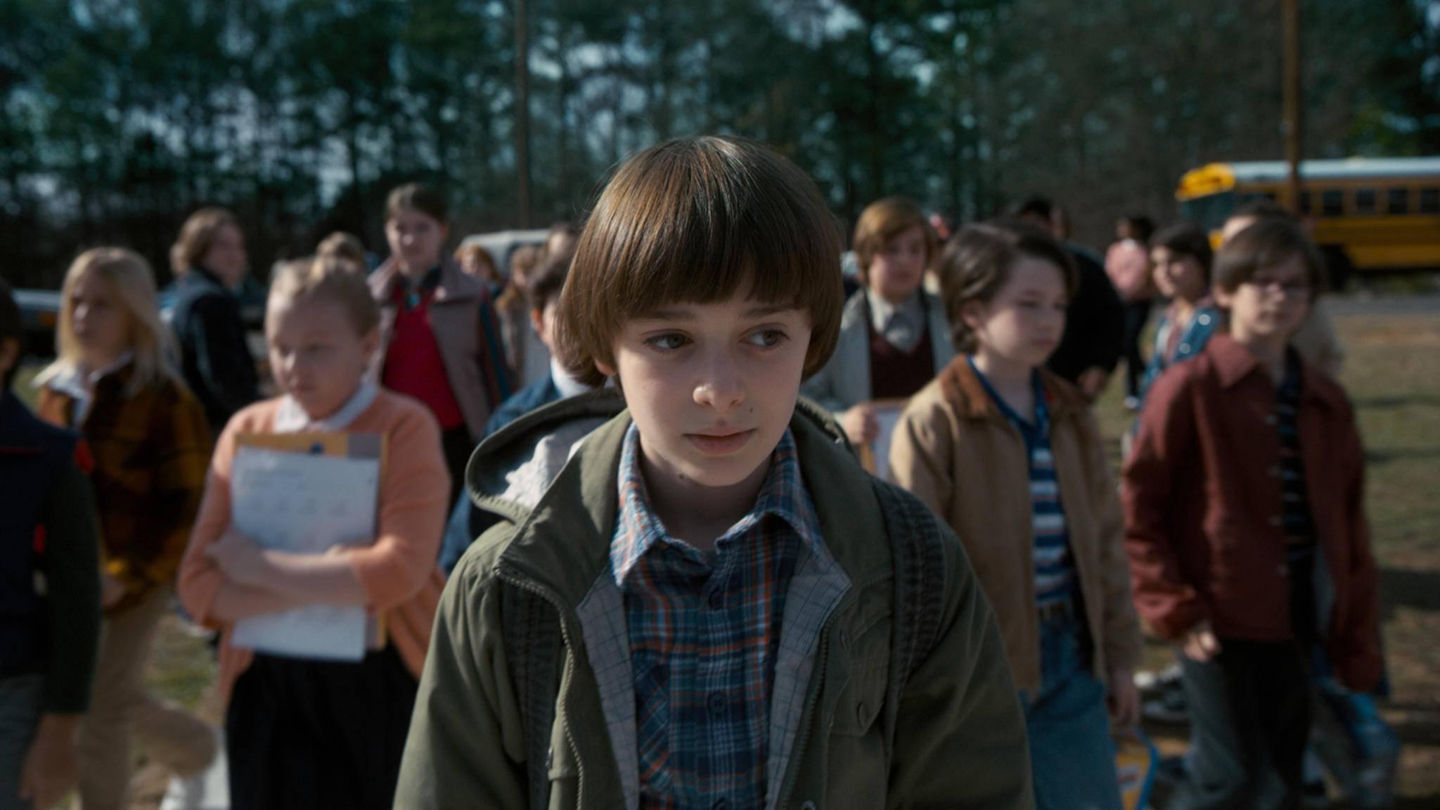 """Die Netflix-Verantwortlichen zeigten sich nach der ersten """"Stranger Things""""-Folge von Staffel 2 sichtlich begeistert."""