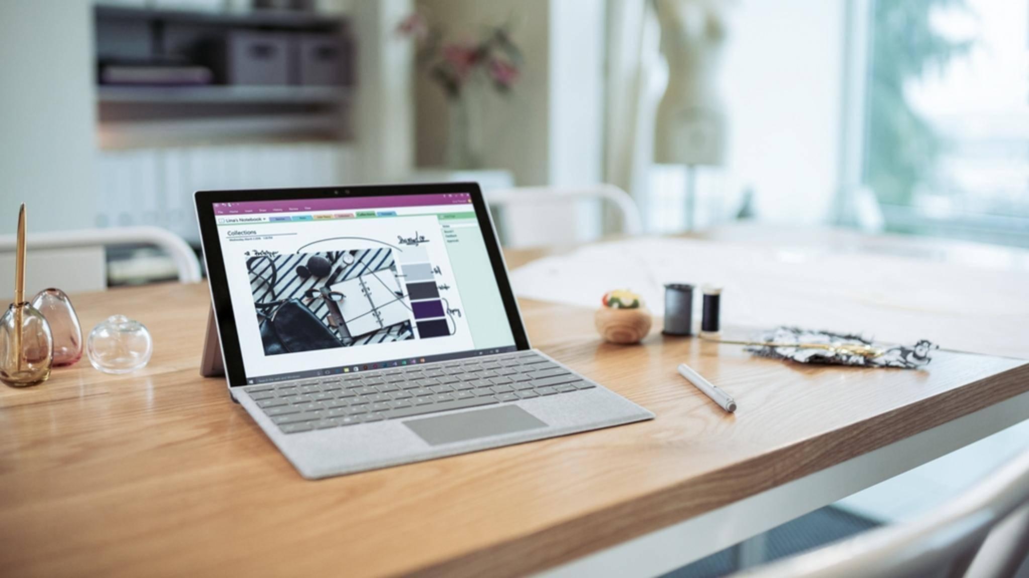 Dank Remote Desktop kannst du aus der Ferne auf einen PC zugreifen.