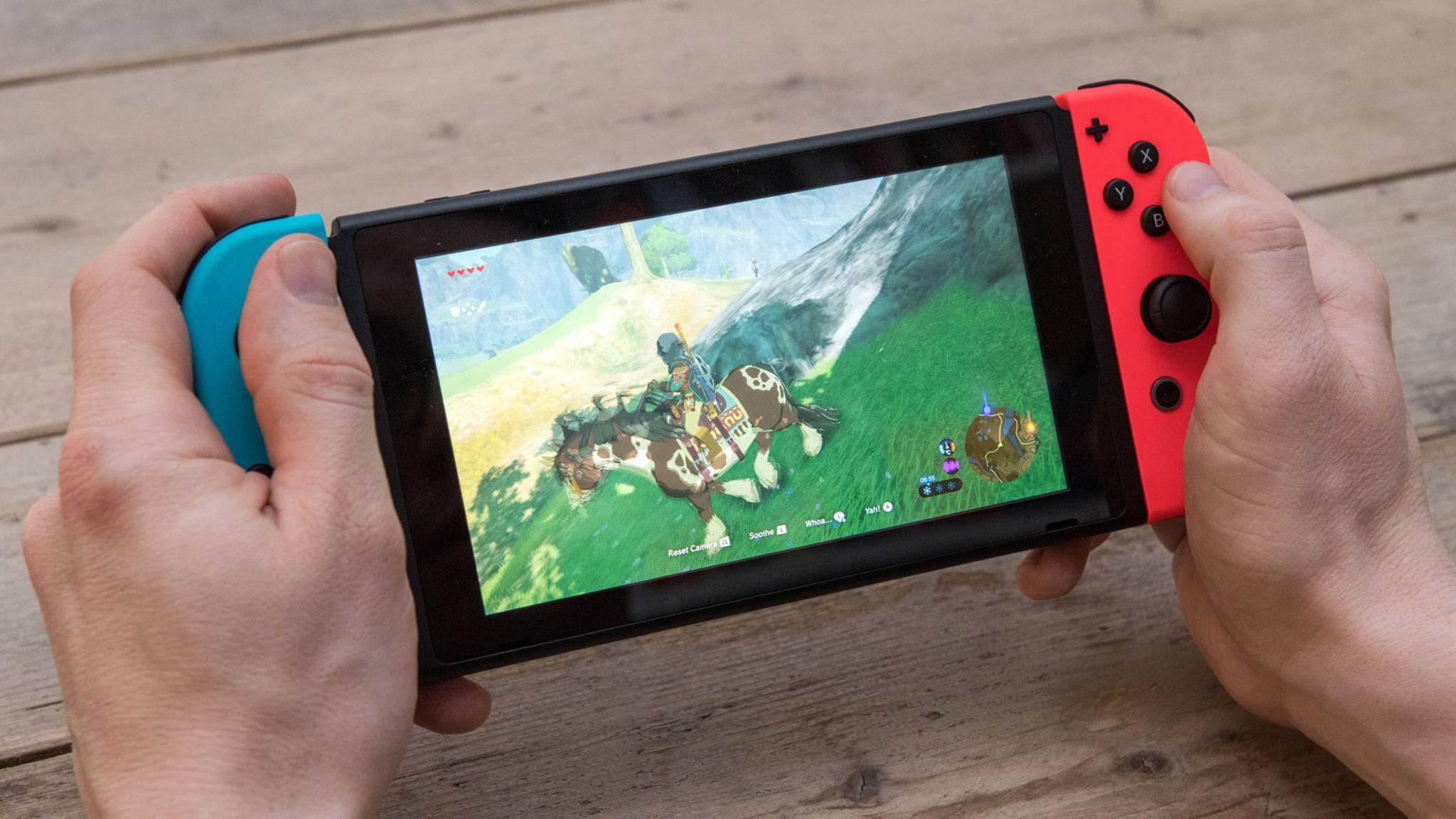 Diesen Freitag feierte die Nintendo Switch endlich ihren Release.