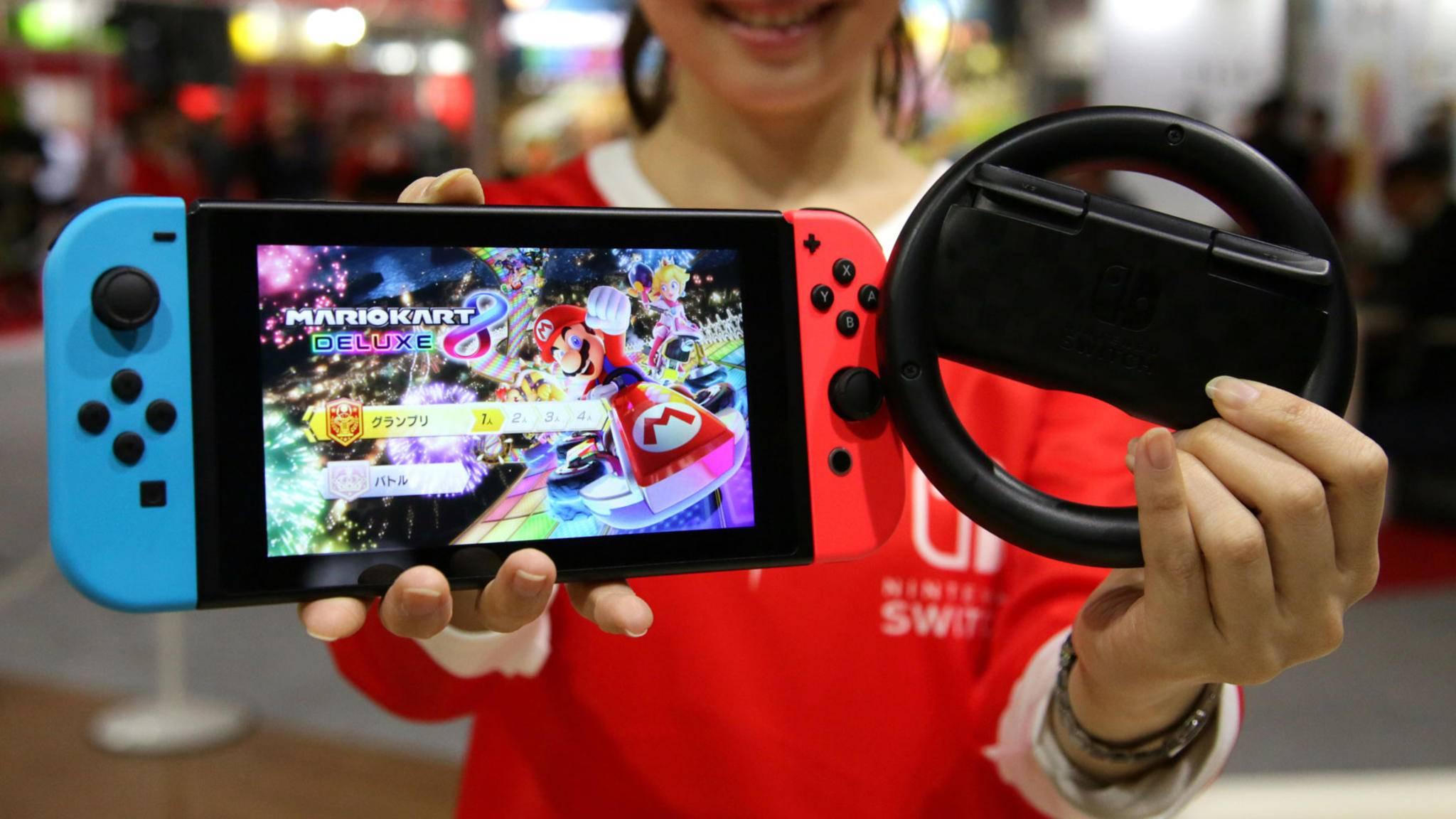 Wir verraten Schritt für Schritt, wie Du die Nintendo Switch einrichten kannst.