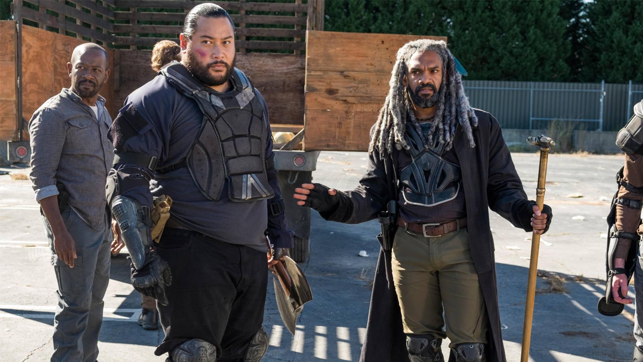 """Wie wird sich King Ezekiel in """"The Walking Dead""""-Folge 13 entscheiden?"""