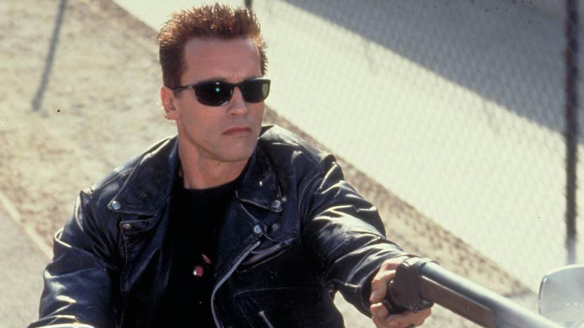 """Die Tage von Arnold Schwarzenegger als Terminator sind noch längst nicht gezählt: """"He'll be back!"""""""
