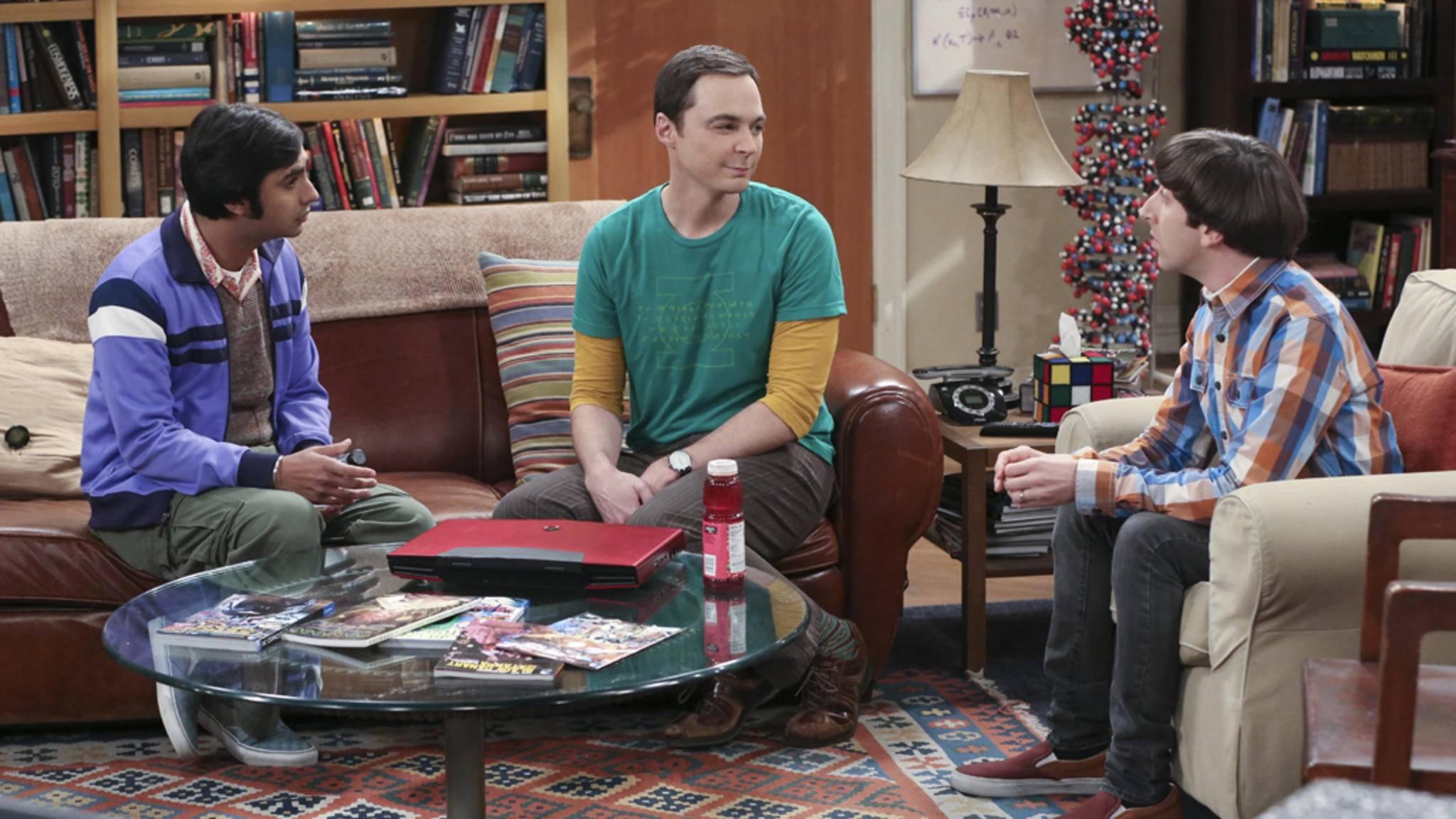 """Die Nerds sind noch nicht am Ende: """"The Big Bang Theory"""" bekommt sowohl Staffel 11 als auch Staffel 12."""