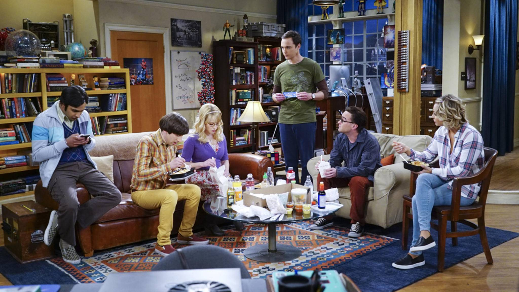 In diese Wohnung würden viele Serien-Fans nur zu gerne einziehen.