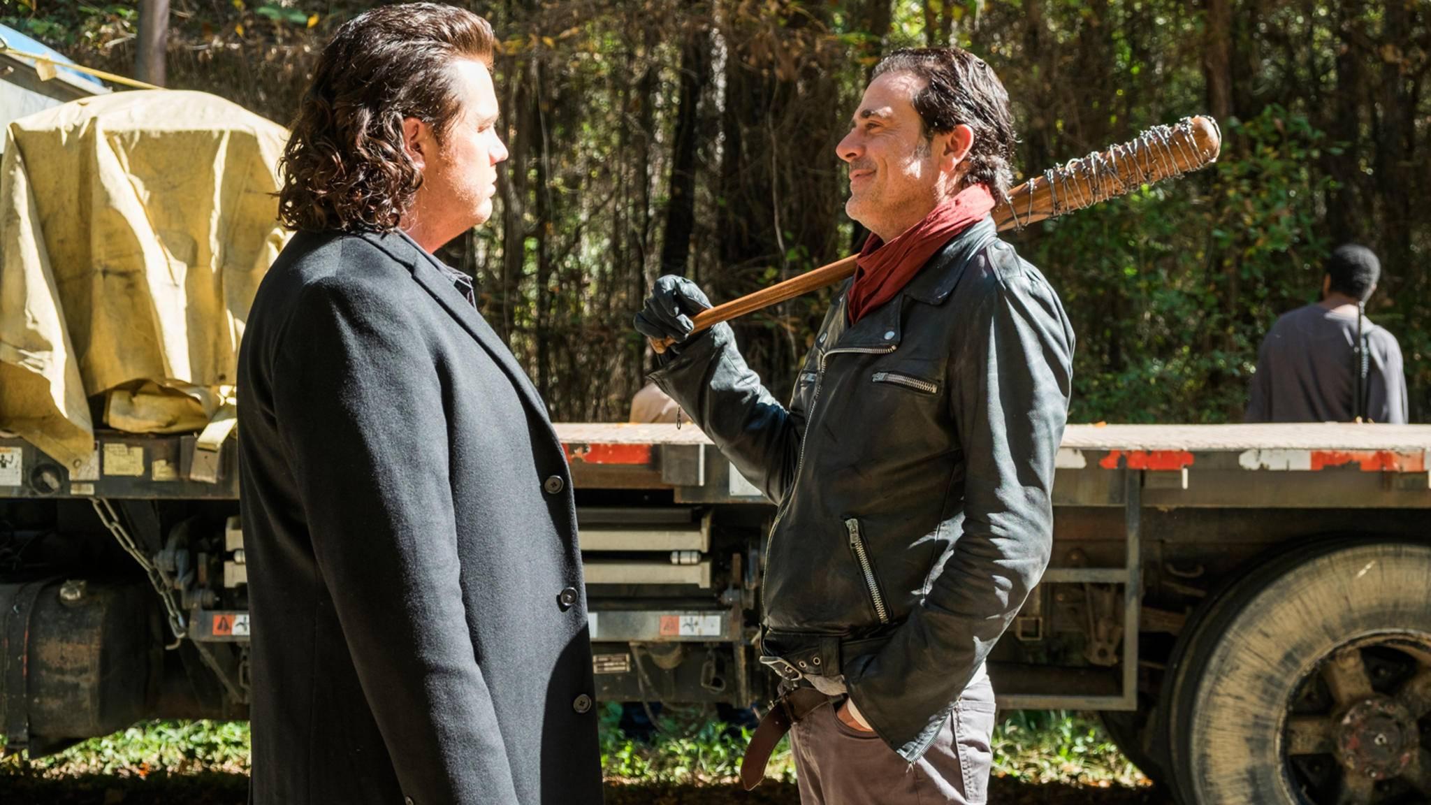 """Eugene dürfte in Staffel 8 eine wichtige Rolle bei der Enthüllung der Vergangenheit von """"The Walking Dead""""-Bösewicht Negan spielen."""