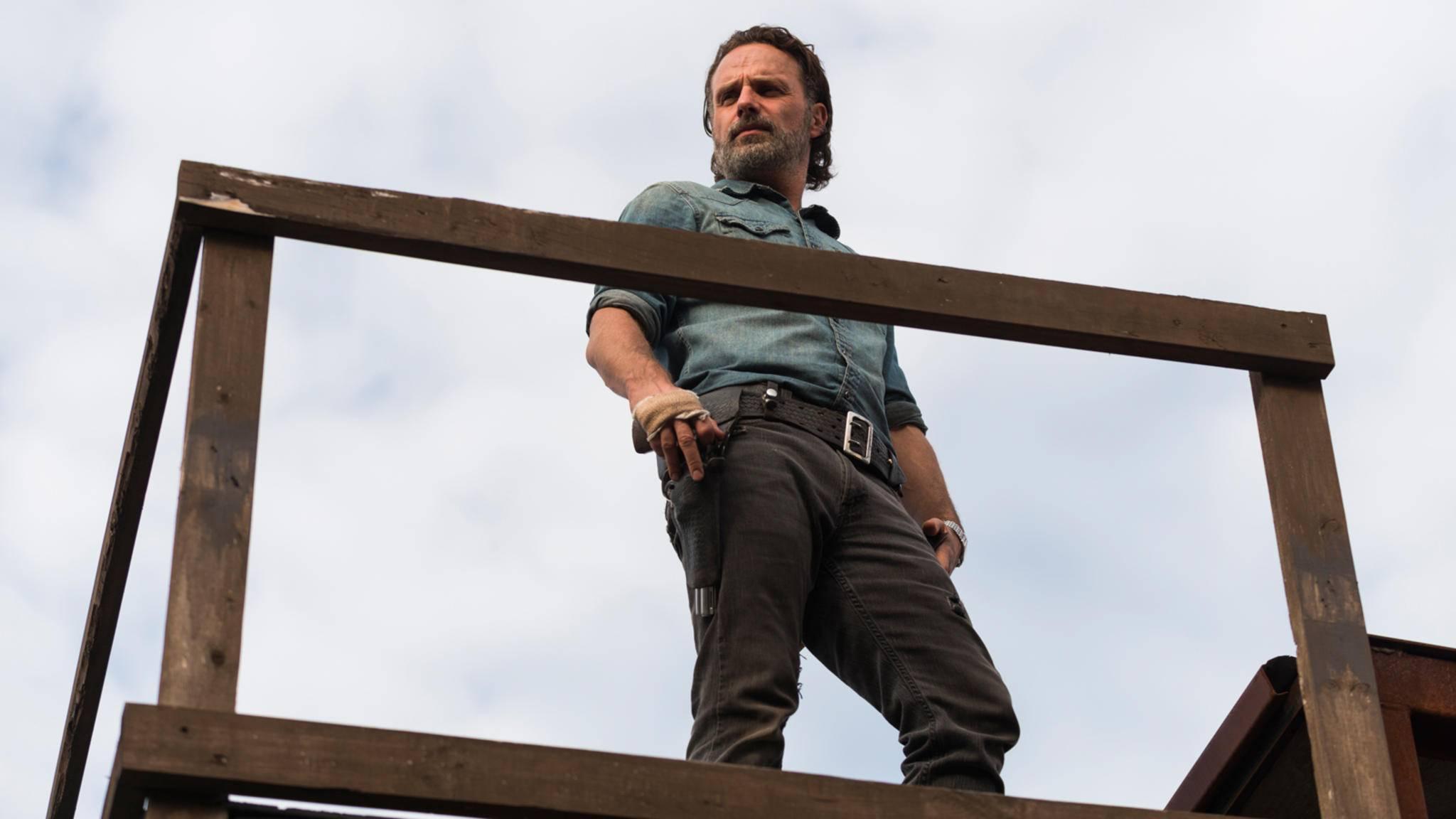 So hätte Rick beinahe nicht ausgesehen.