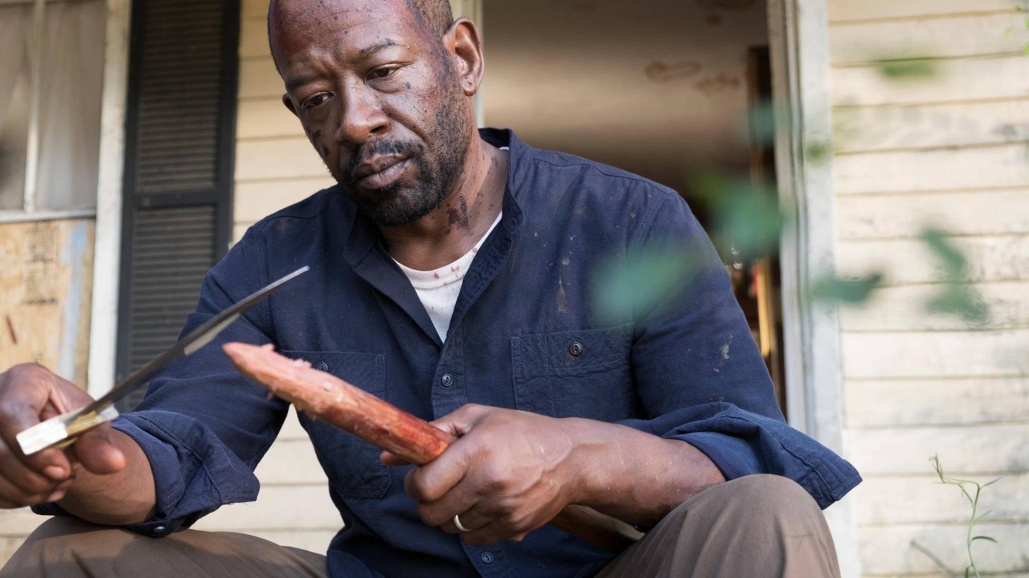 Verliert Morgan sich in seinem alten Trauma?