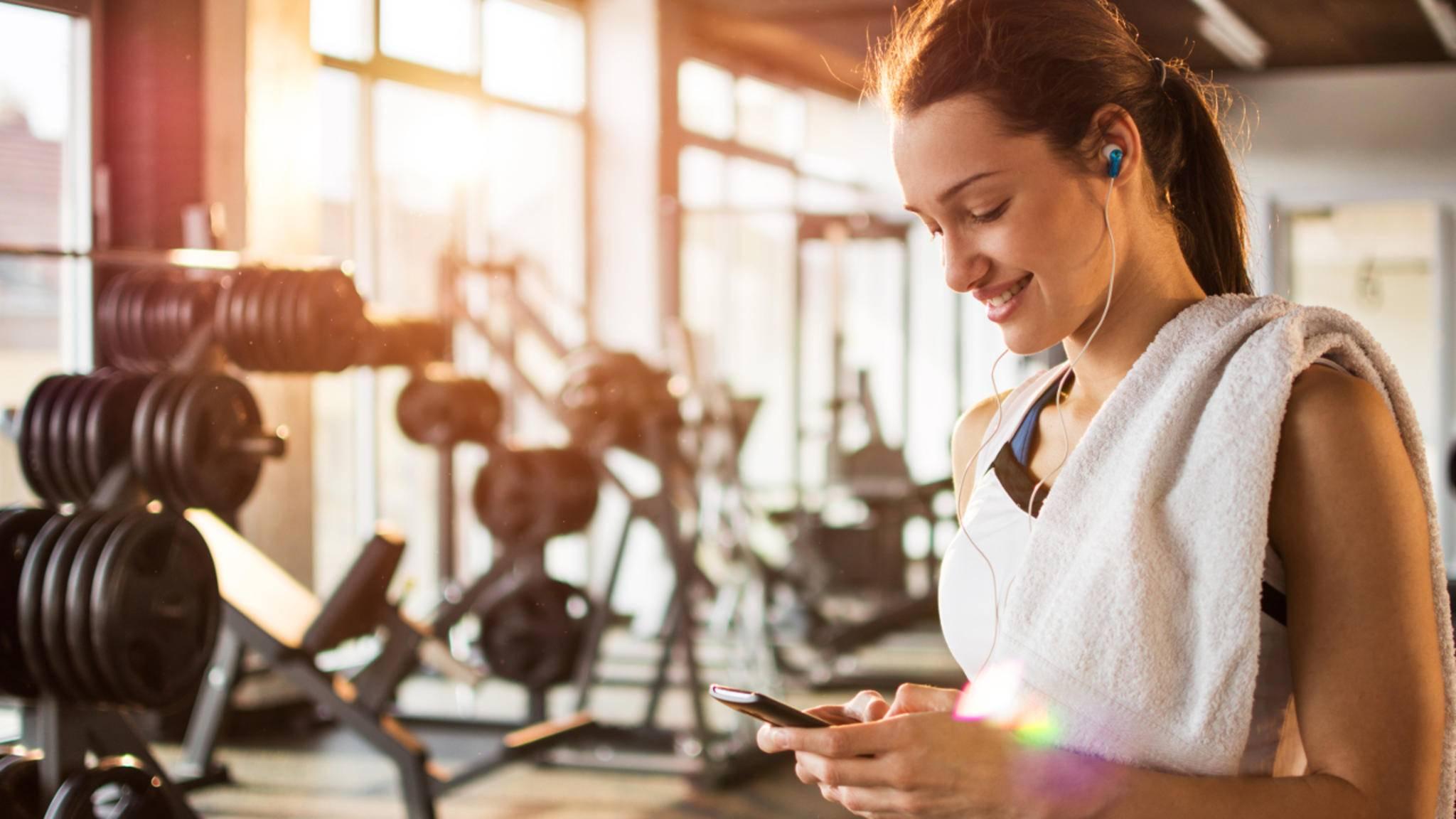Mit der richtigen iPhone-App kannst Du Dich noch besser motivieren.