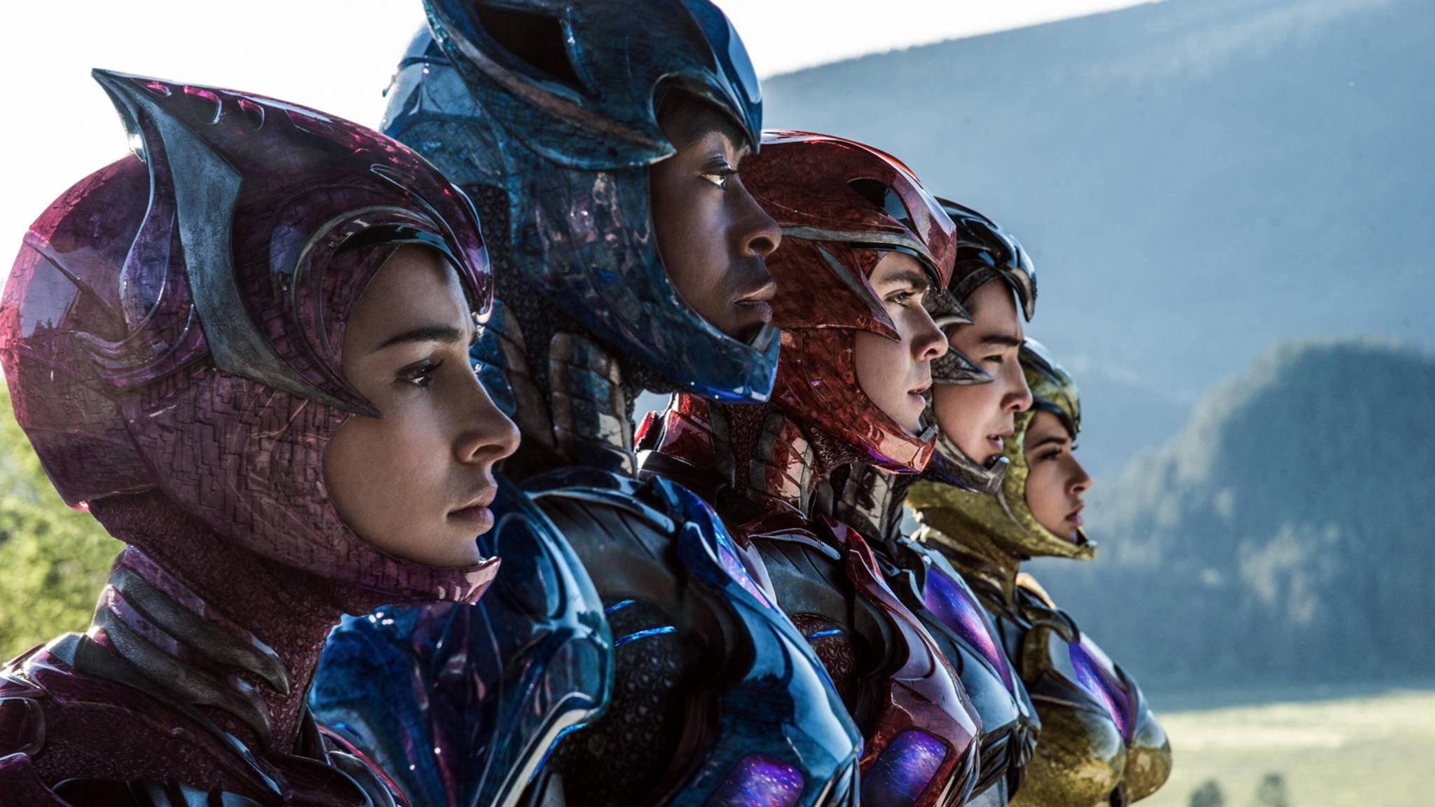 """Kommt das """"Power Rangers""""-Sequel mit dem alten Cast?"""