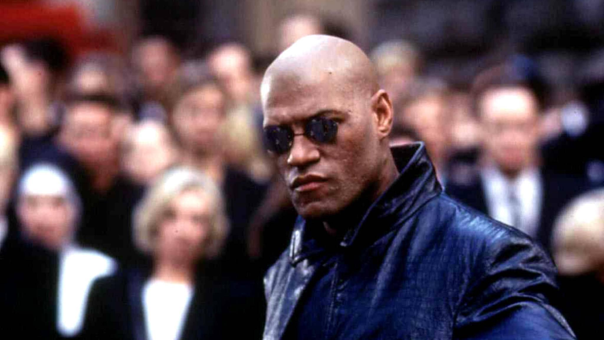 """Laurence Fishburne verkörperte Rebellenanführer Morpheus in der """"Matrix""""-Trilogie. Bekommt sein Charakter demnächst ein `Prequel?"""