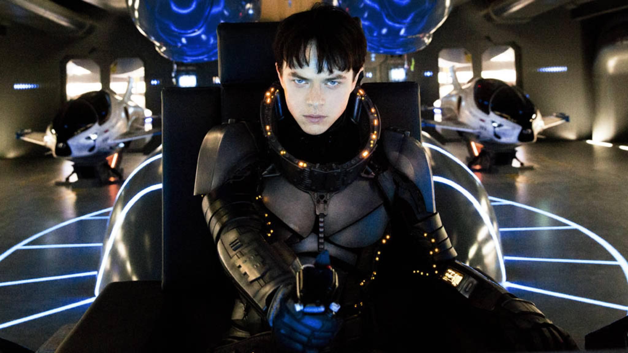 Geht es nach Regisseur Luc Besson, nimmt Valerian schon bald Kurs auf ein Sequel.