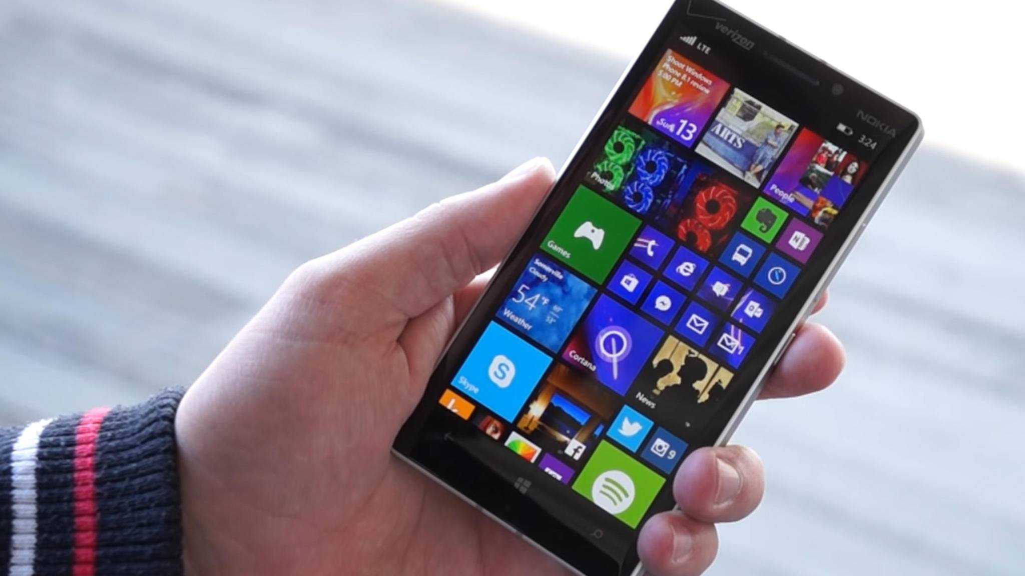 Windows Phone ist im Dezember 2019 endgültig Geschichte.