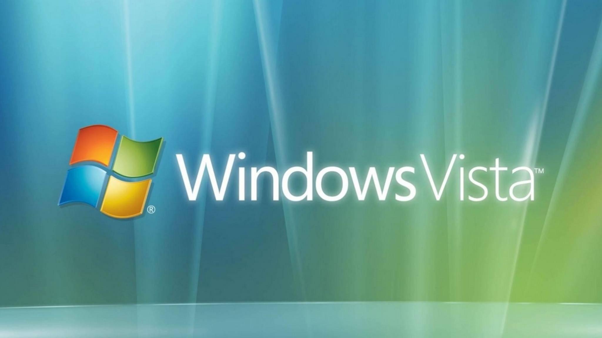 Die Zeit für Windows Vista läuft ab.