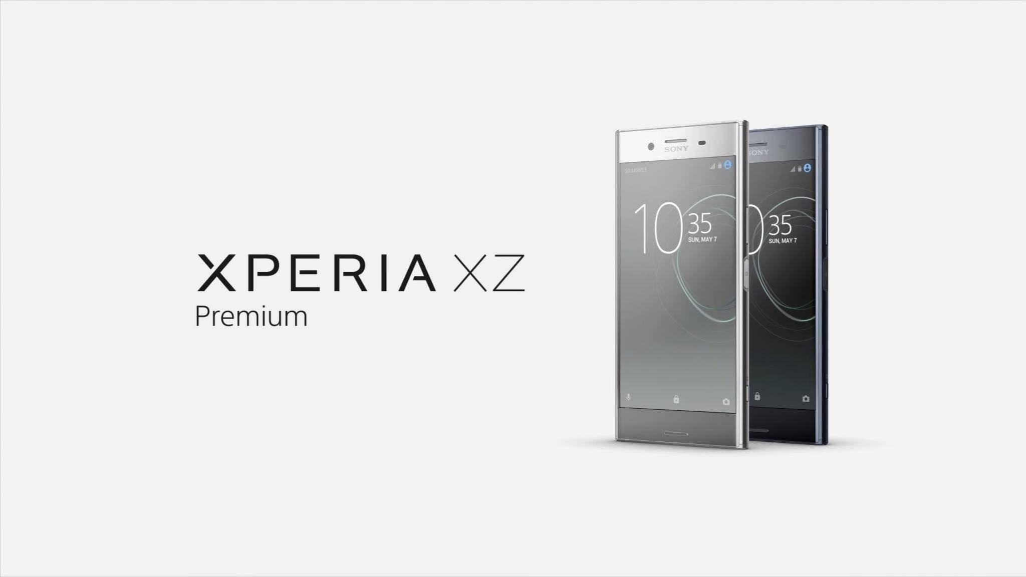 Das Sony Xperia XZ Premium ist das bislang einzige angekündigte Smartphone-Flaggschiff mit dem neuen Snapdragon 835.
